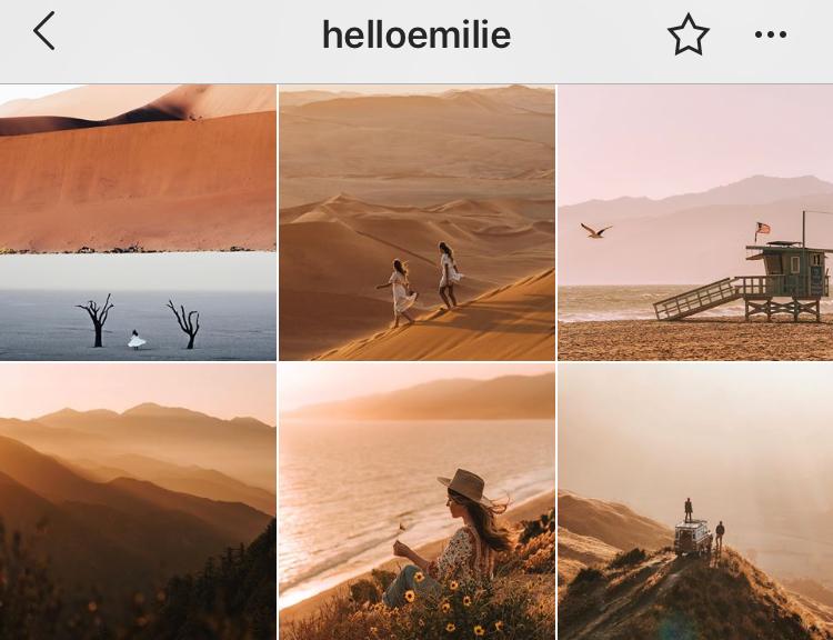 @helloemilie   | 5 Dicas para ter feed de Instagram organizado