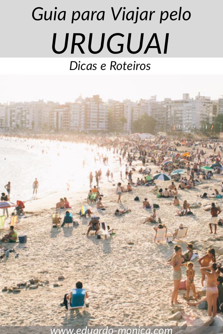 Guia Para Viajar Pelo Uruguai: Dicas e Roteiros