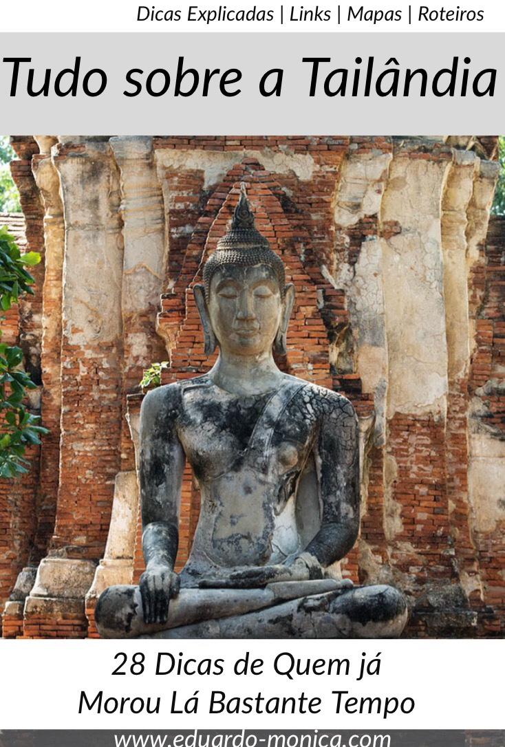 Tudo Sobre a Tailândia: 28 Dicas de Quem Morou Lá Bastante Tempo