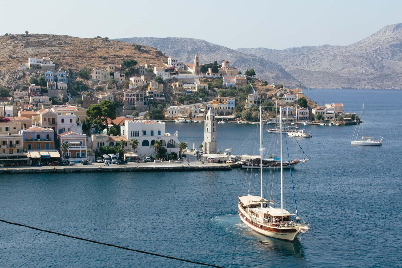 Simy, Grécia | Como Planejar uma Viagem para Europa