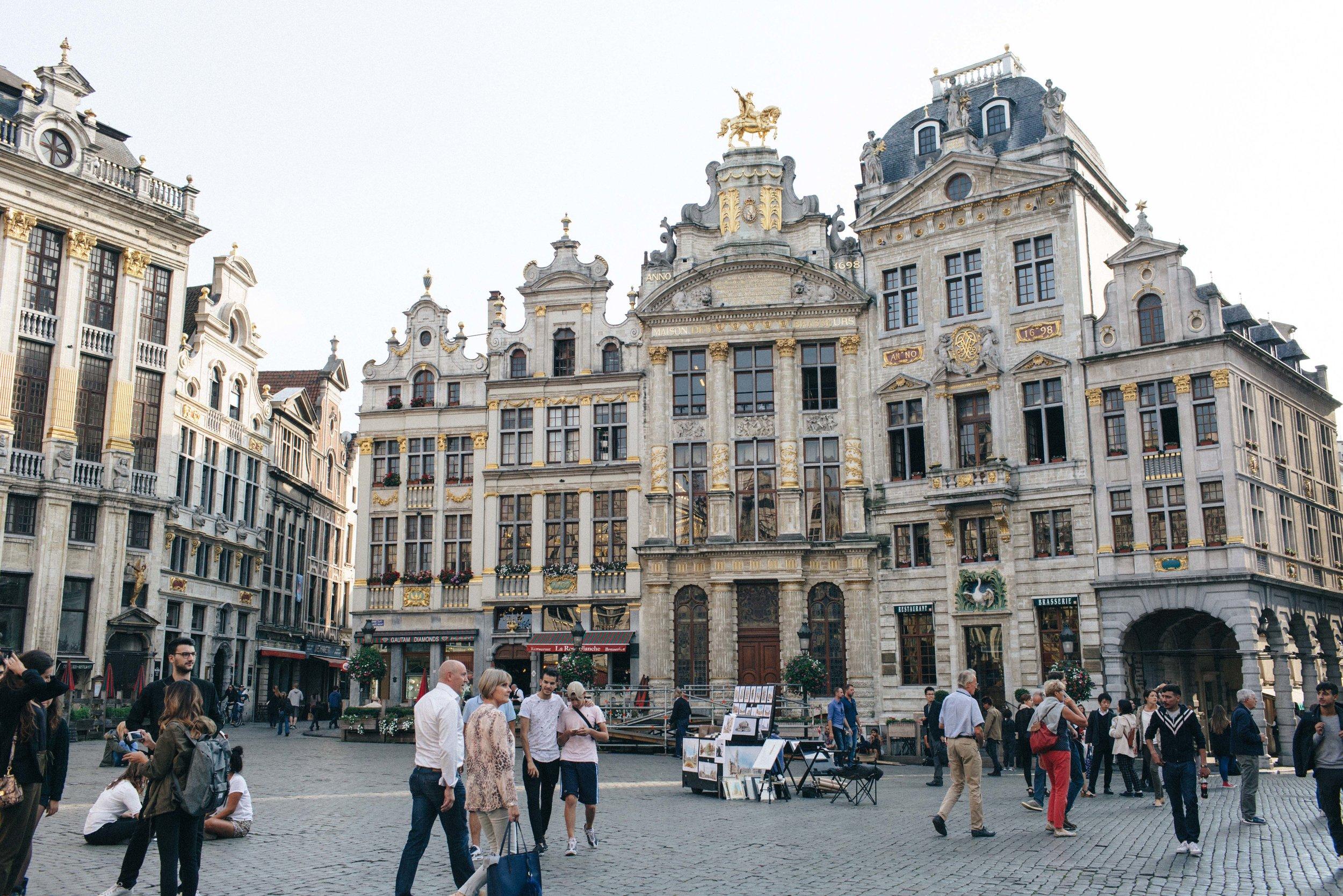 Bruxelas | Como Planejar uma Viagem pela Europa