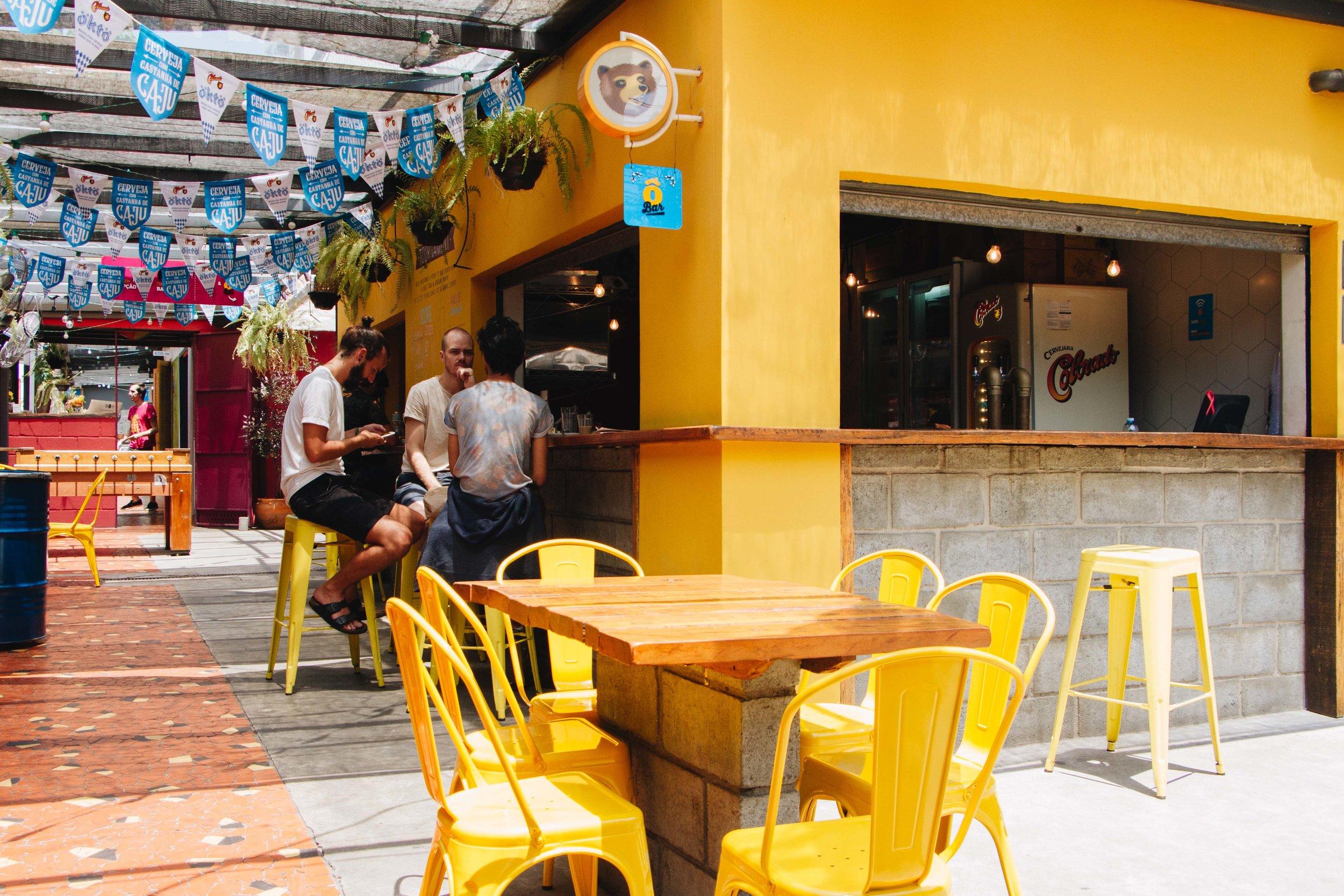 Ô de Casa Hostel Sao Paulo