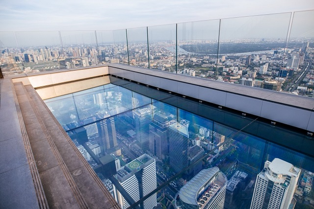 Foto: Mahanakhon SkyWalk