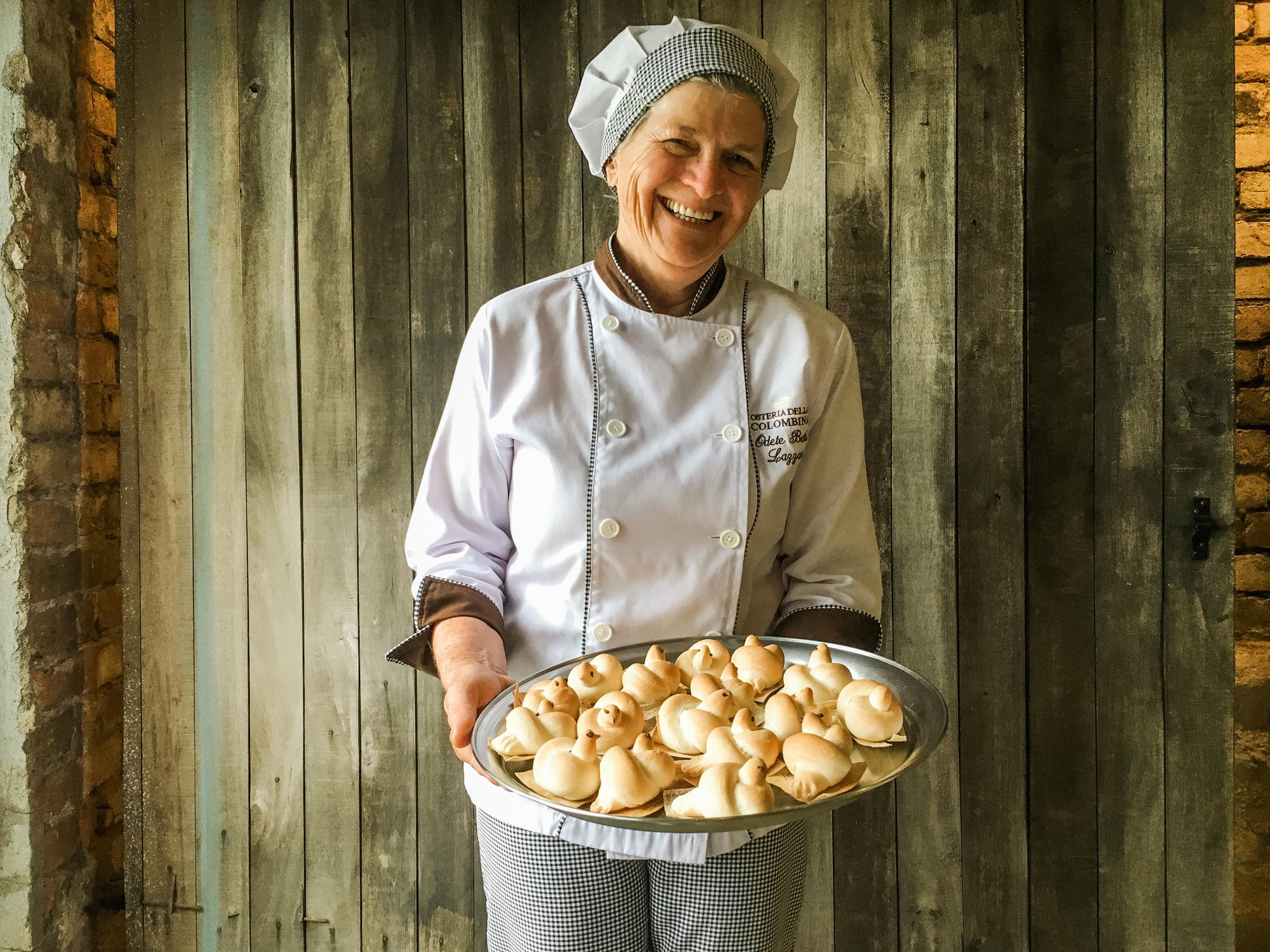 Odete Bettu Lazzari