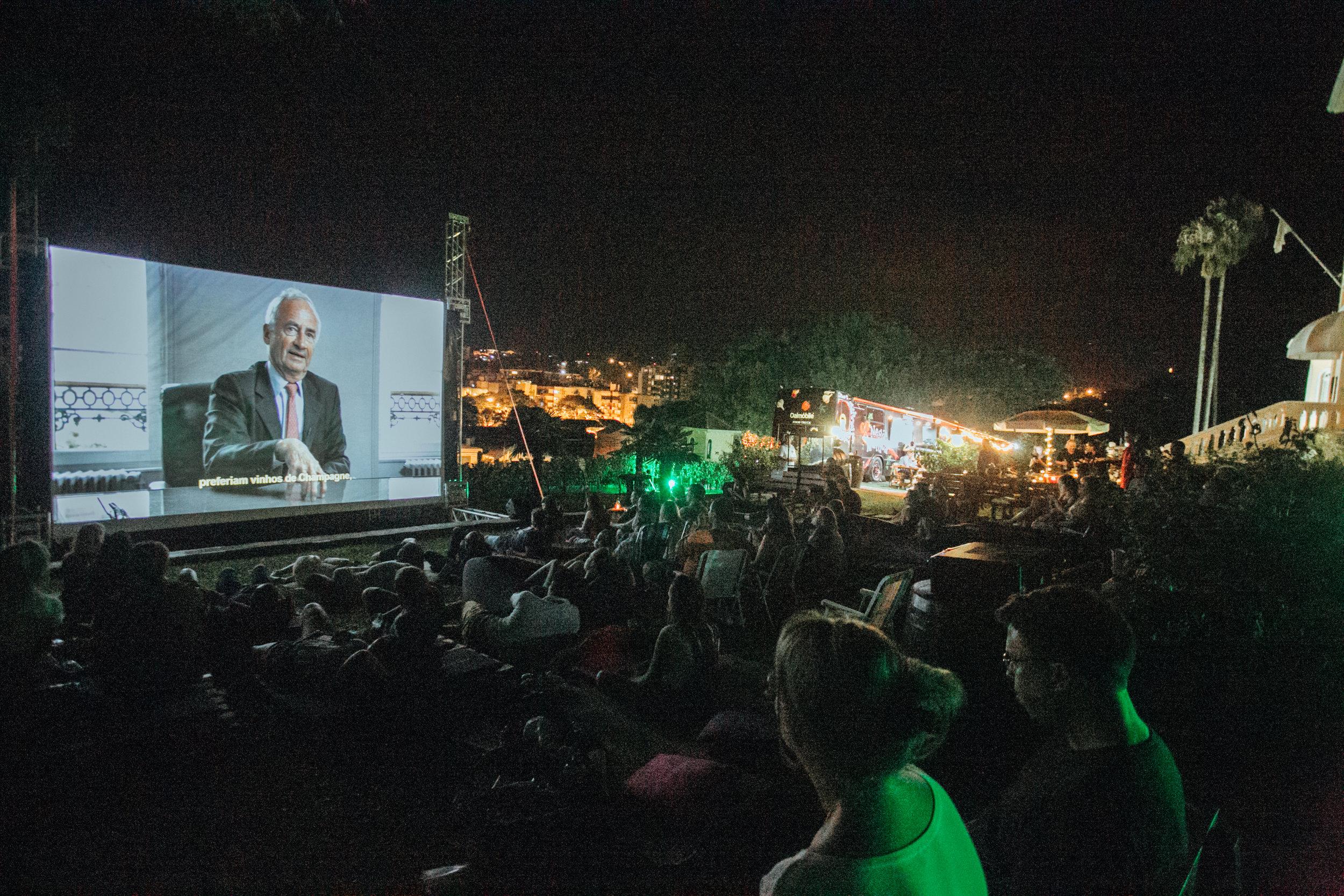 wine movie cinema vinícola peterlongo