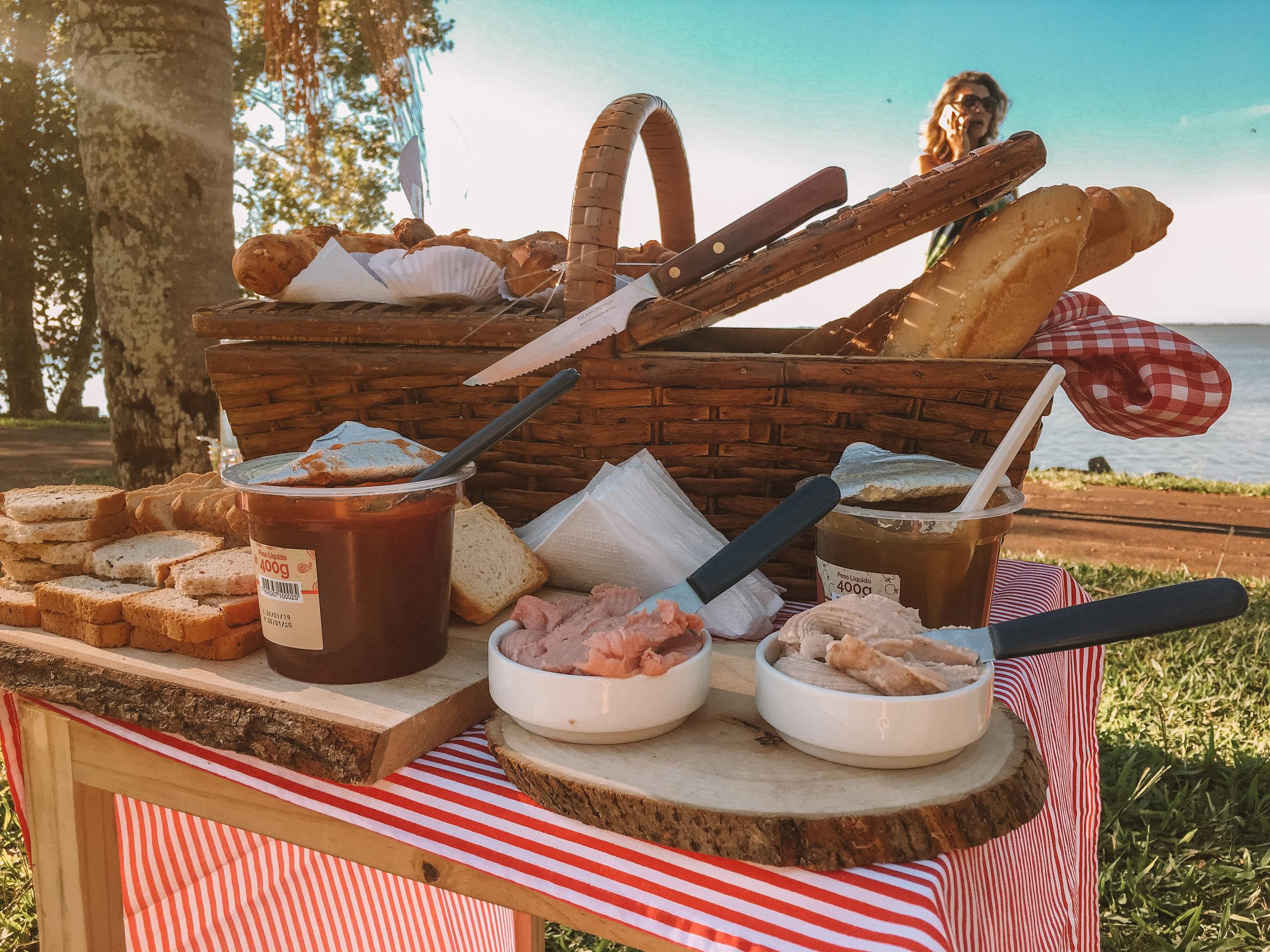 picnic porto alegre garfo e mala