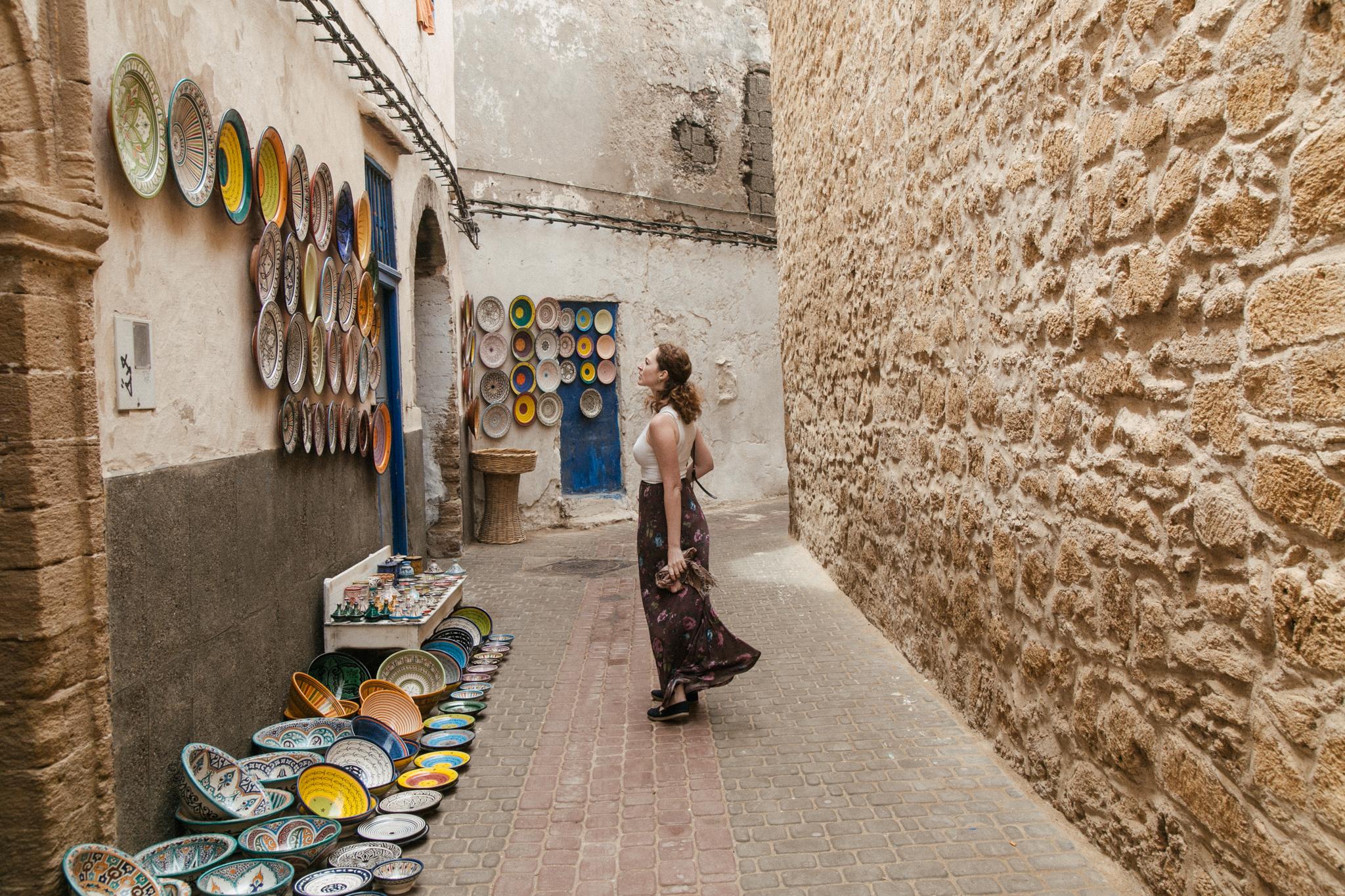 Marrocos, aparatas