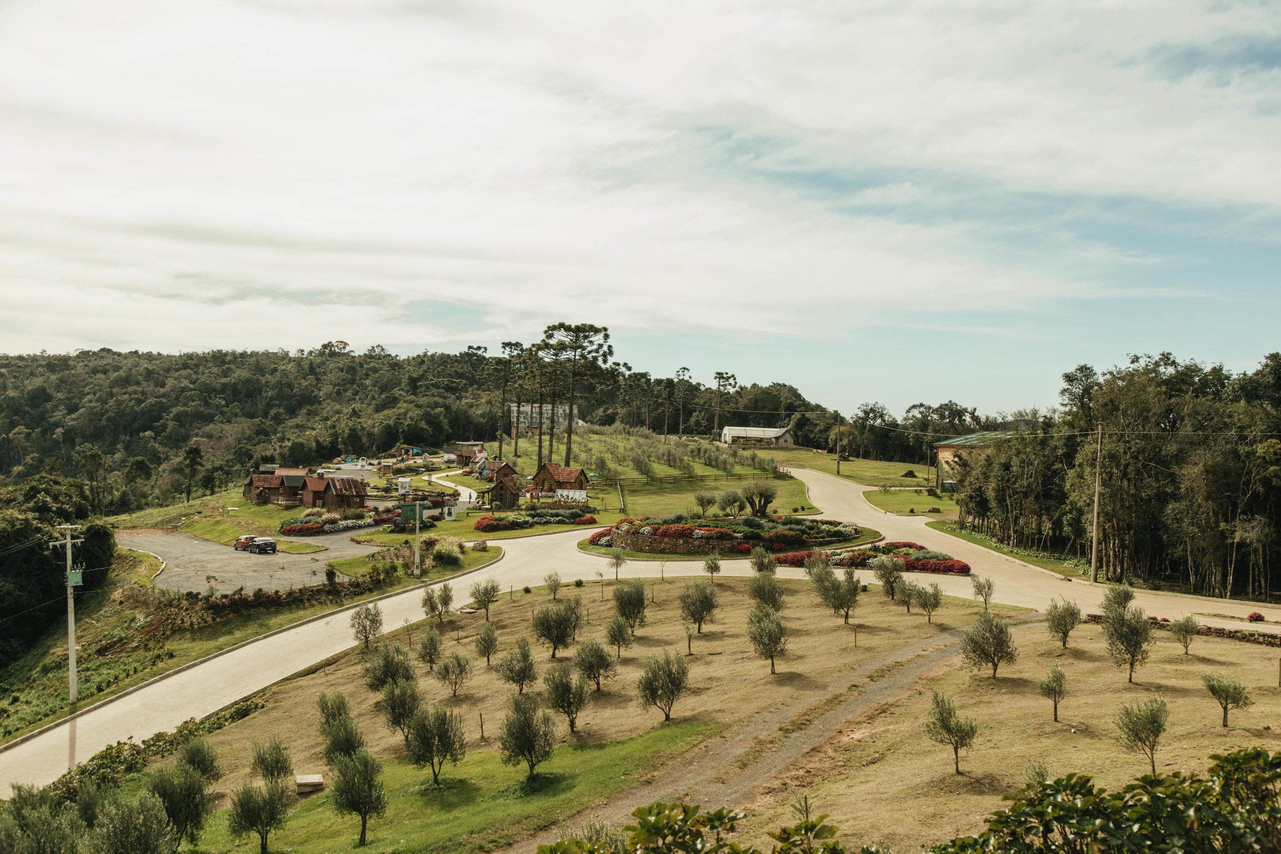 parque olivas de gramado roteiro