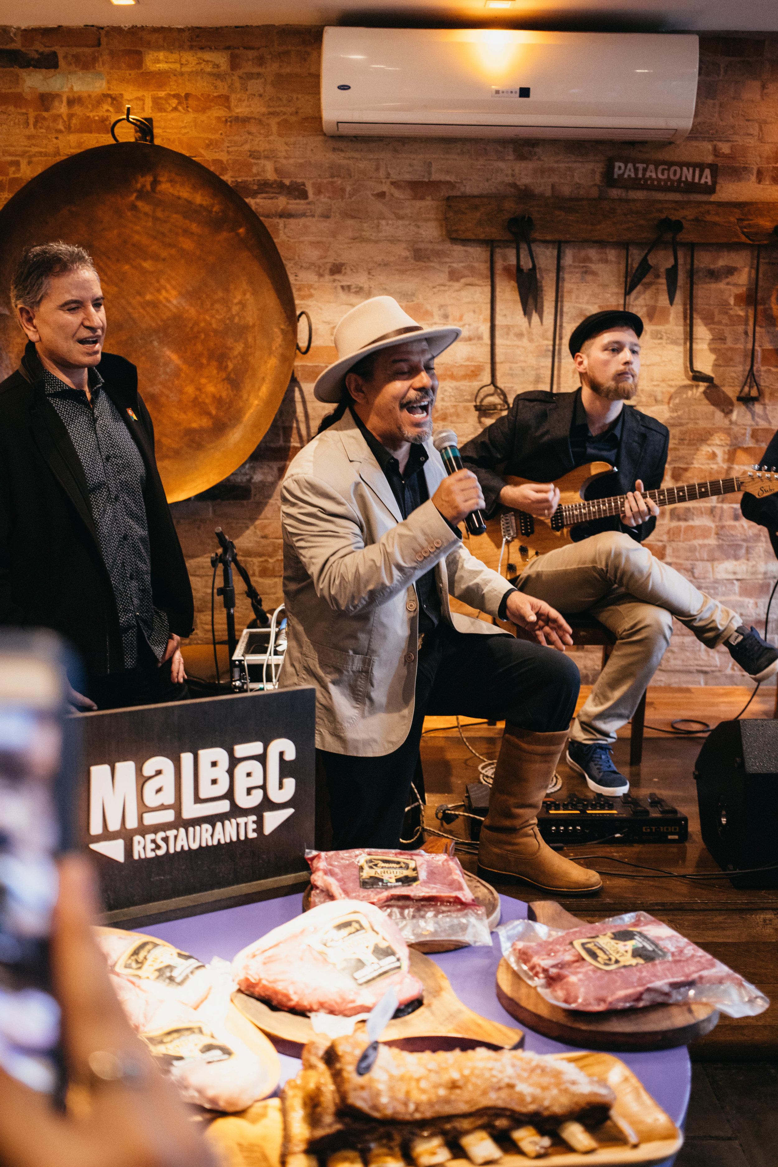 Neto Fagundes no 3º Festival Angus Malbec