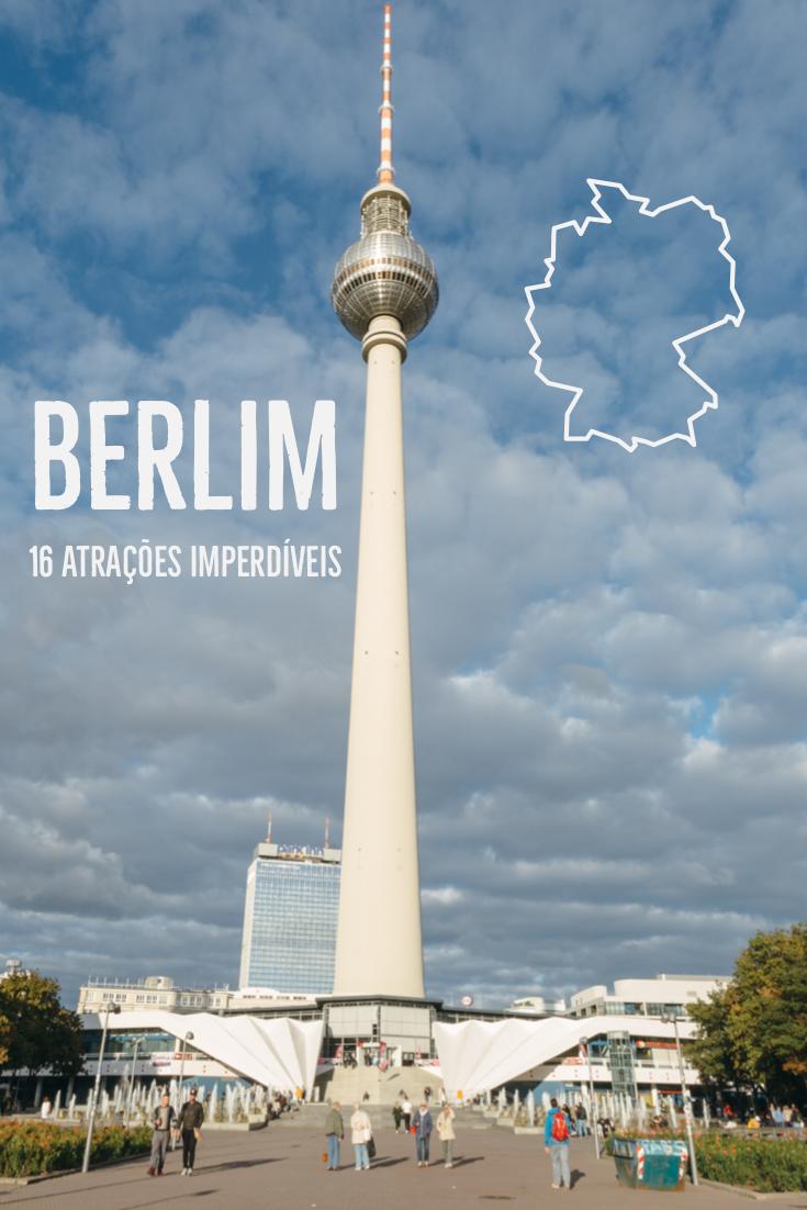Berlim: 16 Atrações Imperdíveis - Eduardo e Mônica