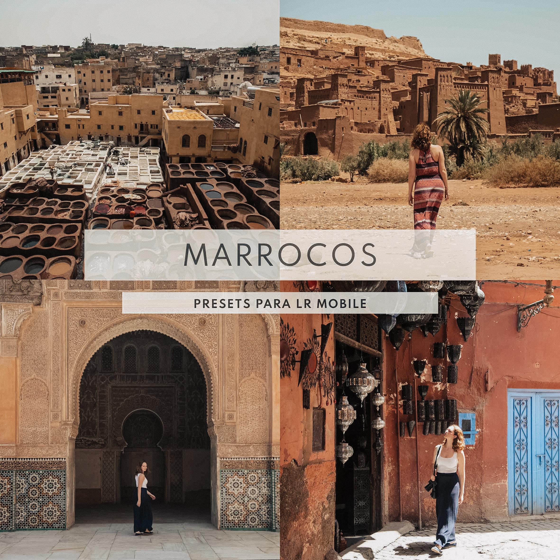 Preset Marrocos Mobile