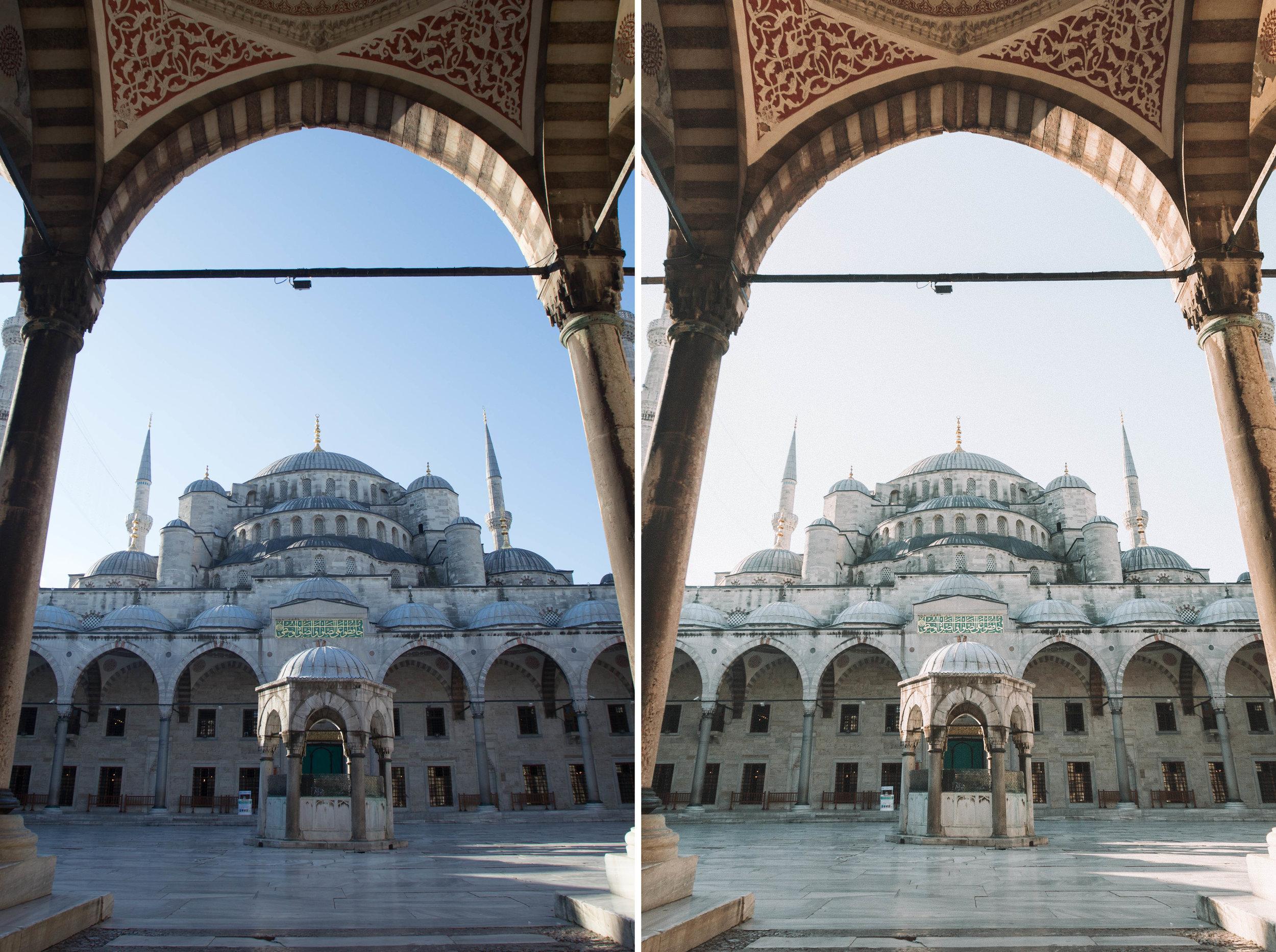 Presets Turquia Celular