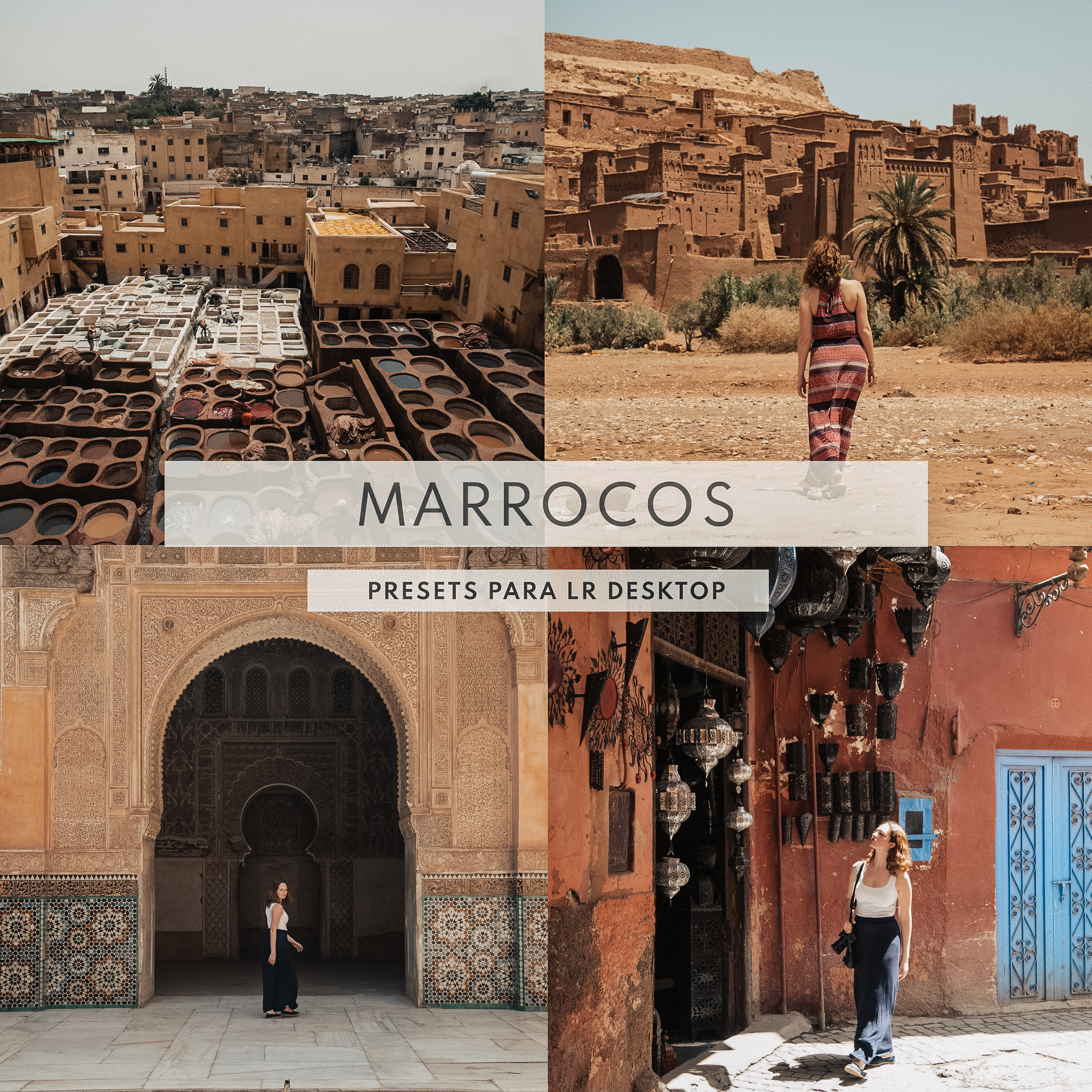 Presets Marrocos Desktop