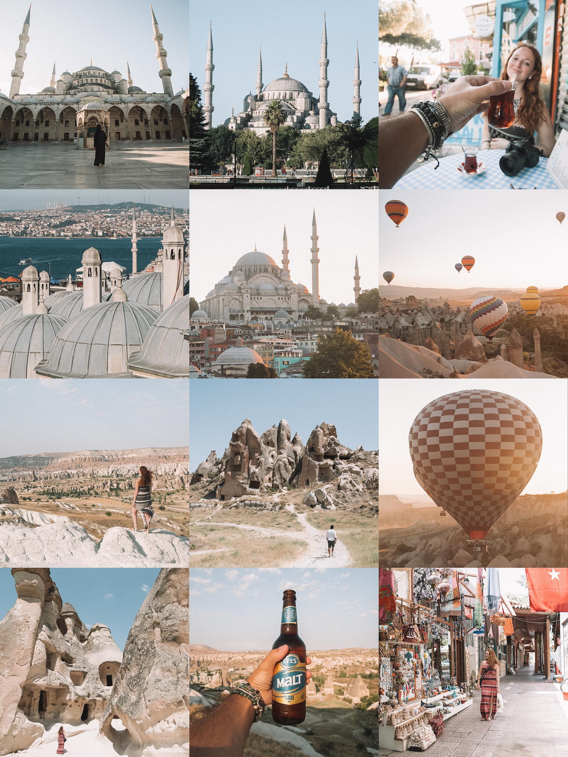 Turquia Presets