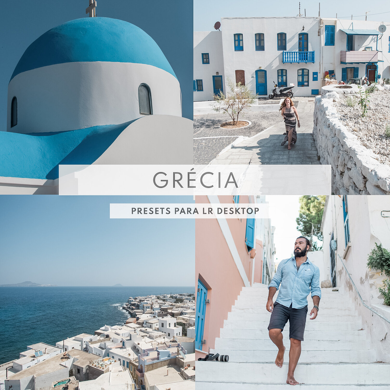 Preset Grecia