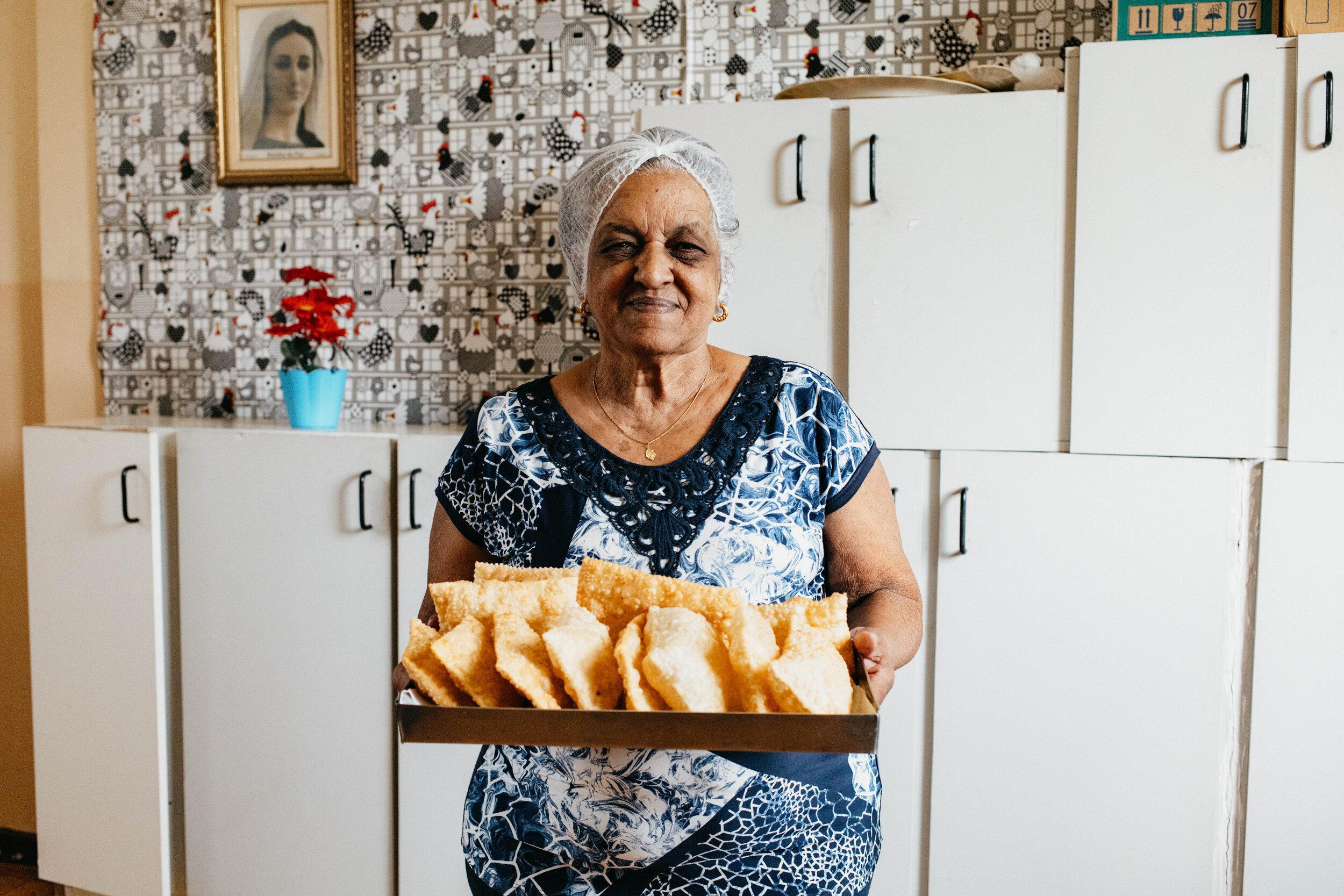 Pastel de São José - Nova Era - MG