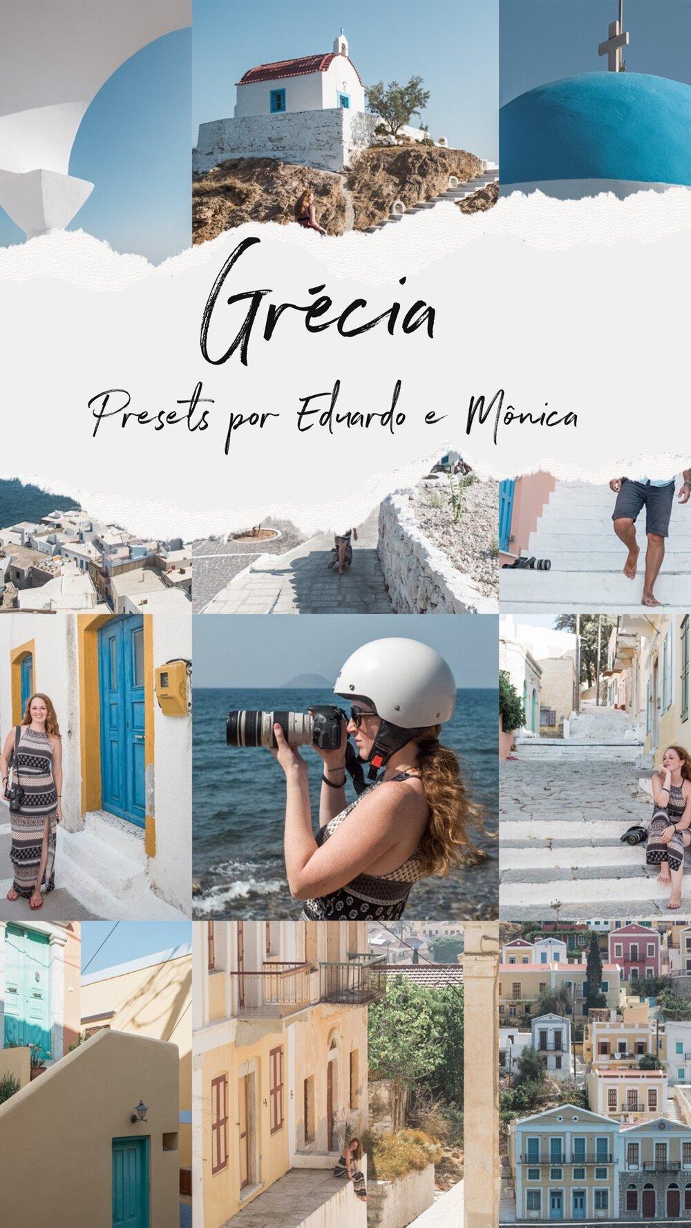 Presets Grecia