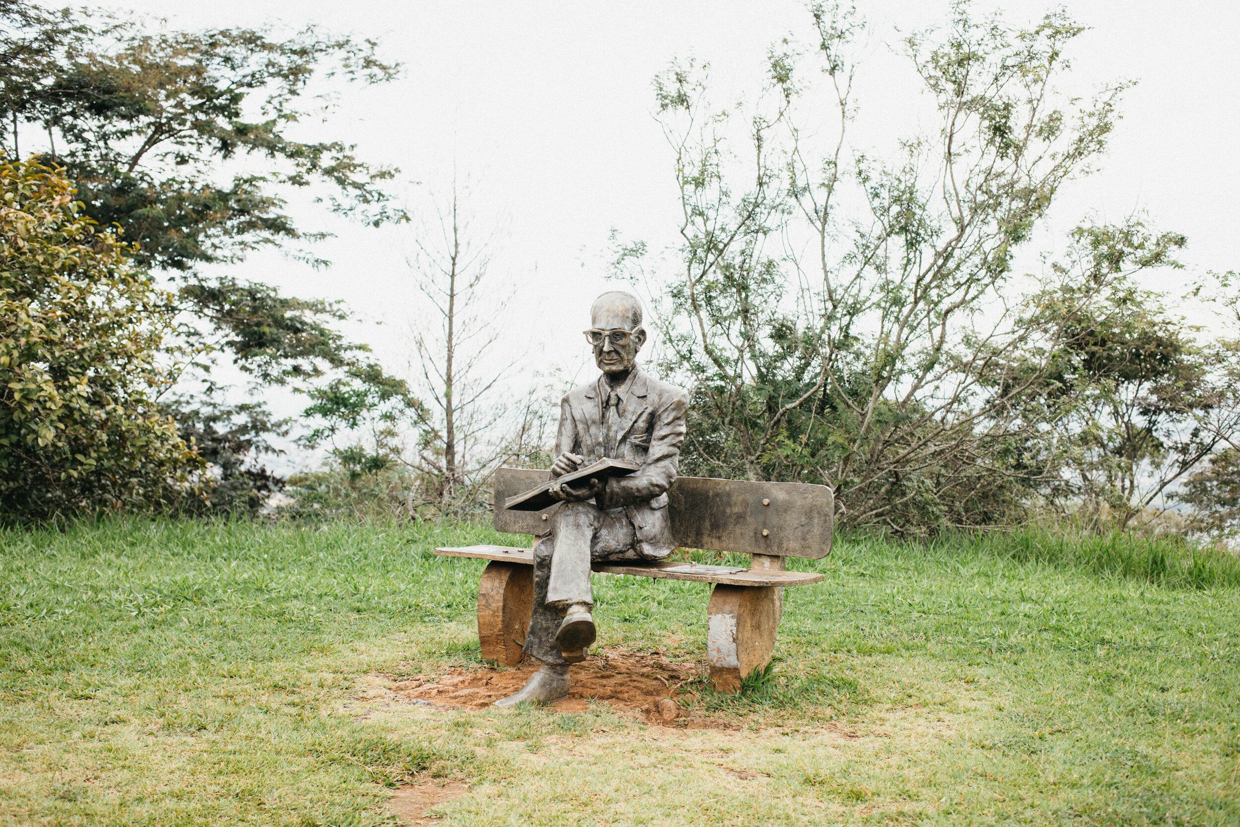 Memorial Carlos Drummond de Andrade - Itabira - MG