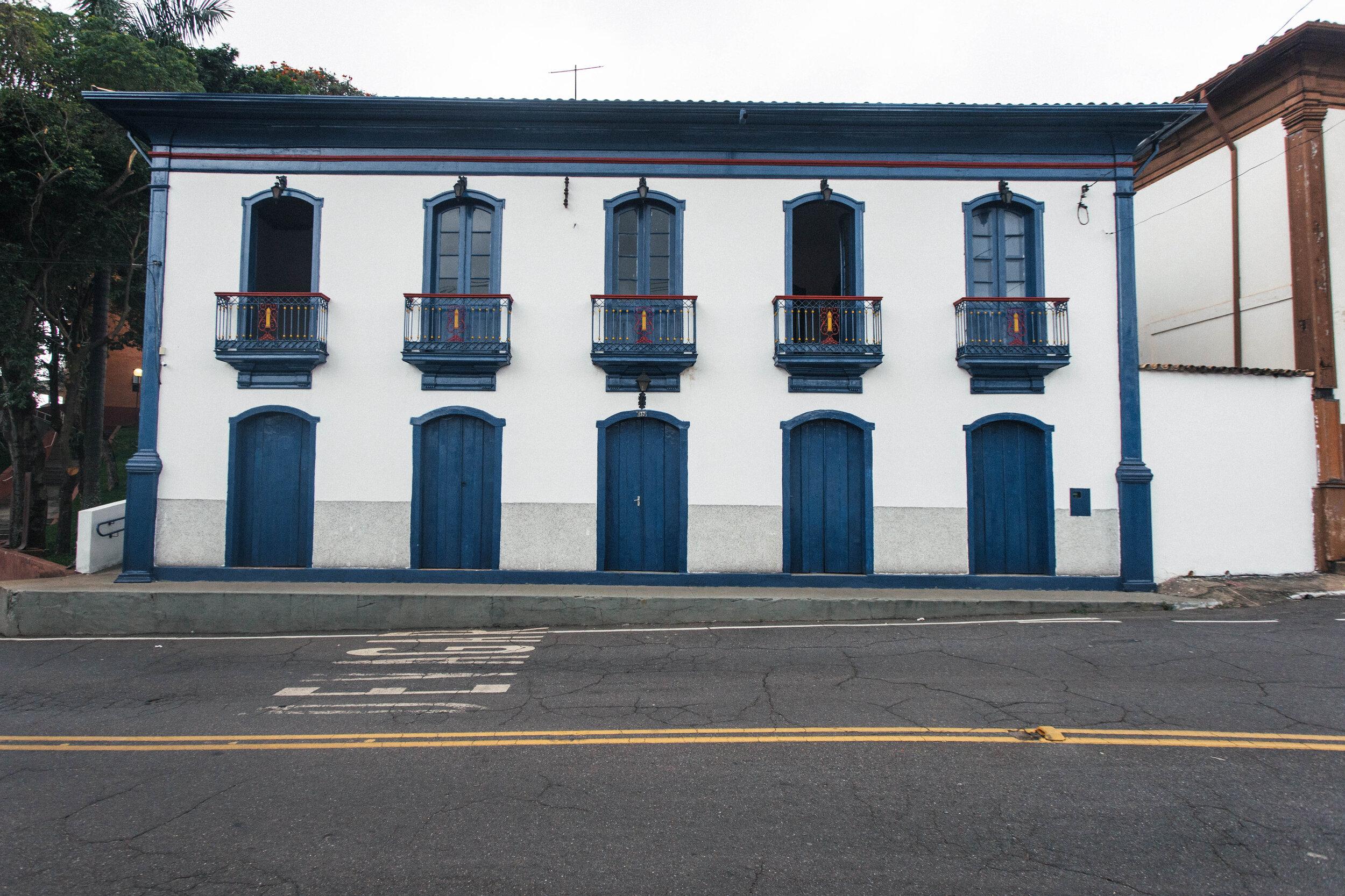 Casa de Drummond - Itabira - MG