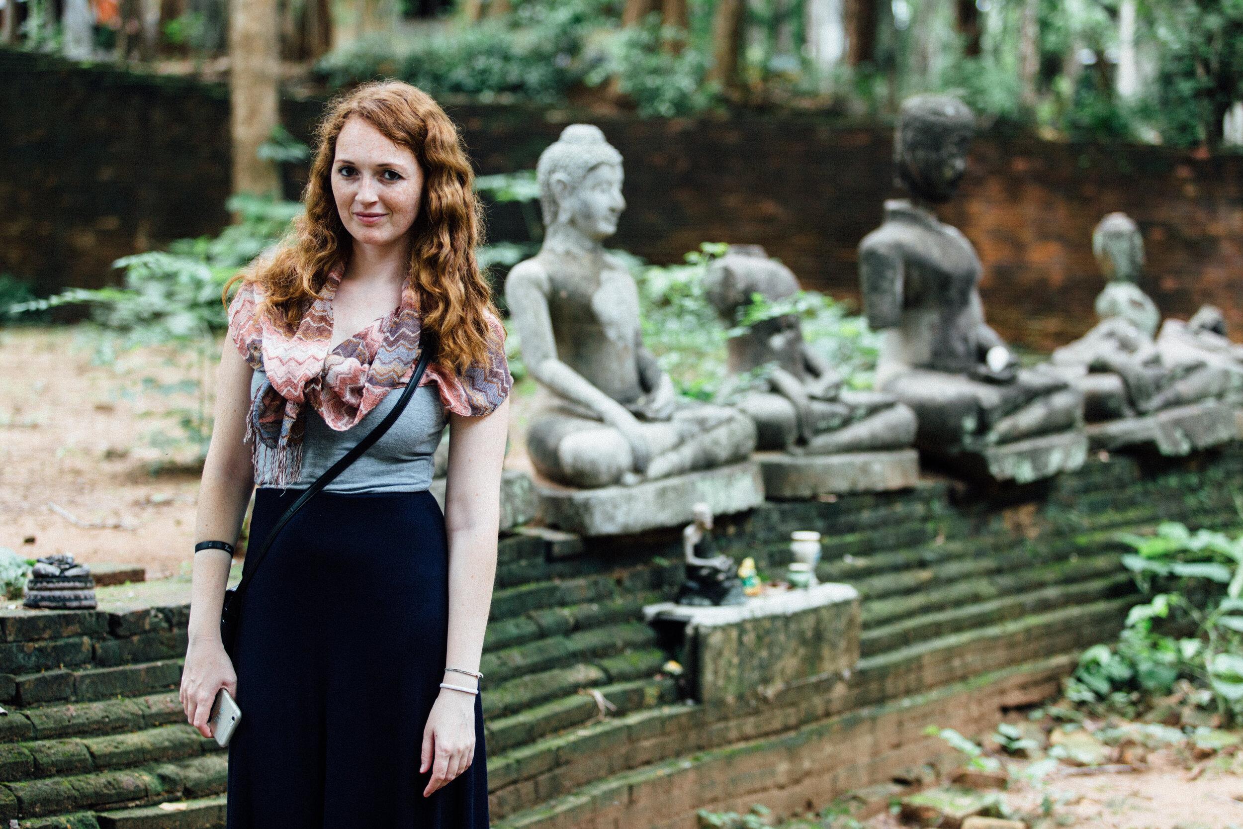 vestir tempos tailandia visitar