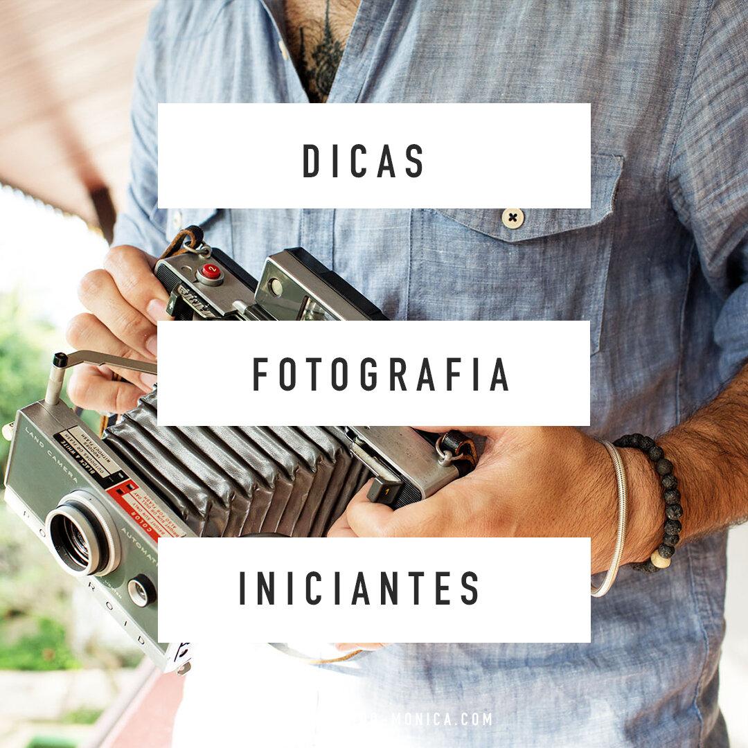 Fotografia Iniciantes