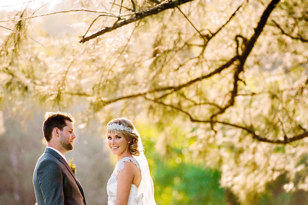Couple photograph - Wollombi, Hunter Valley wedding