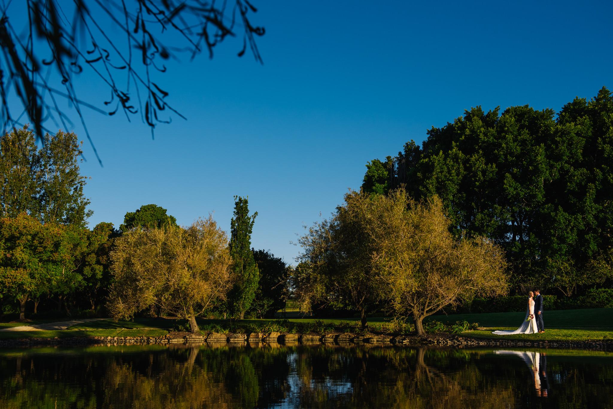 Lake at Peppers Creek