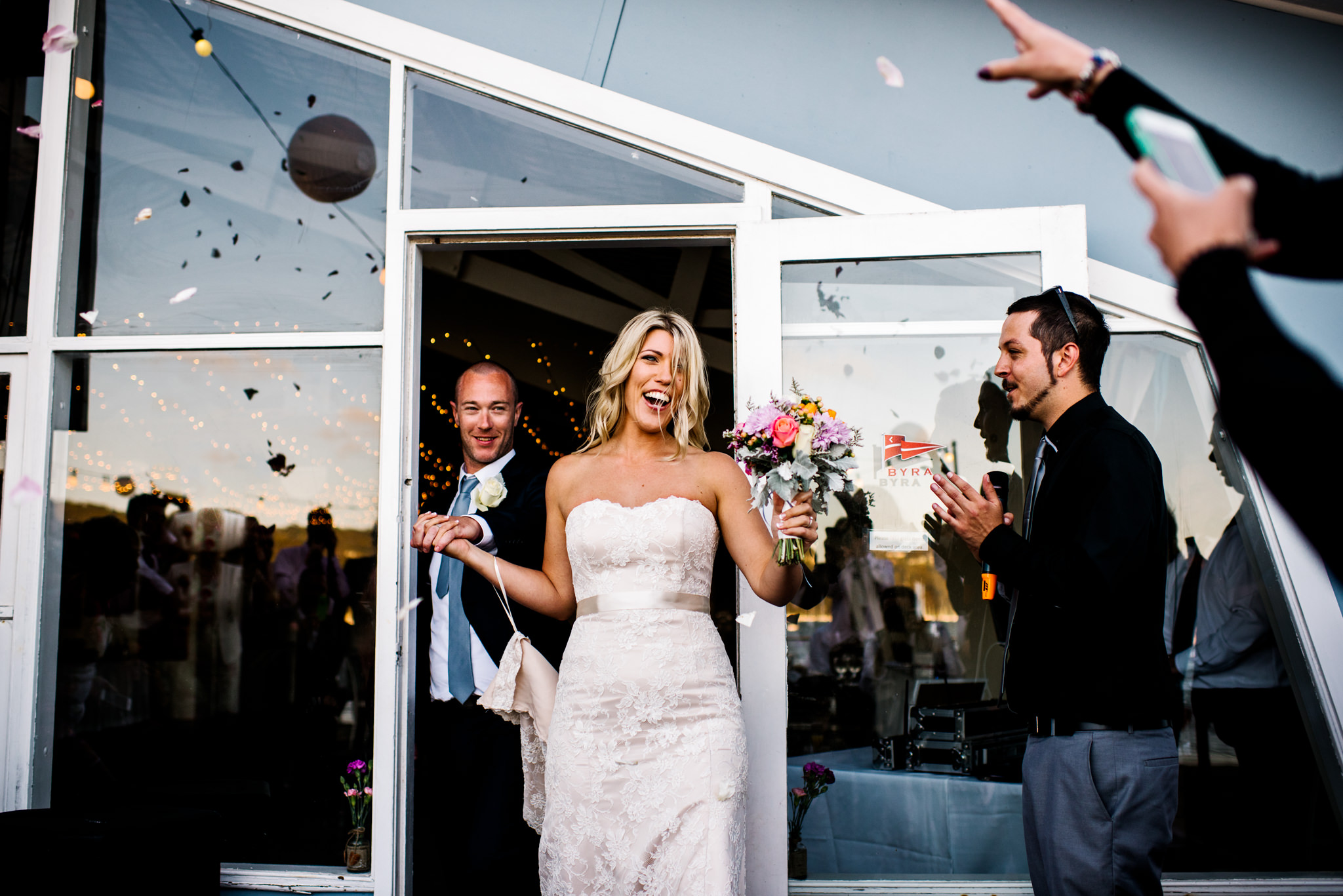 Northern beaches wedding venues - Bayview Yacht Club