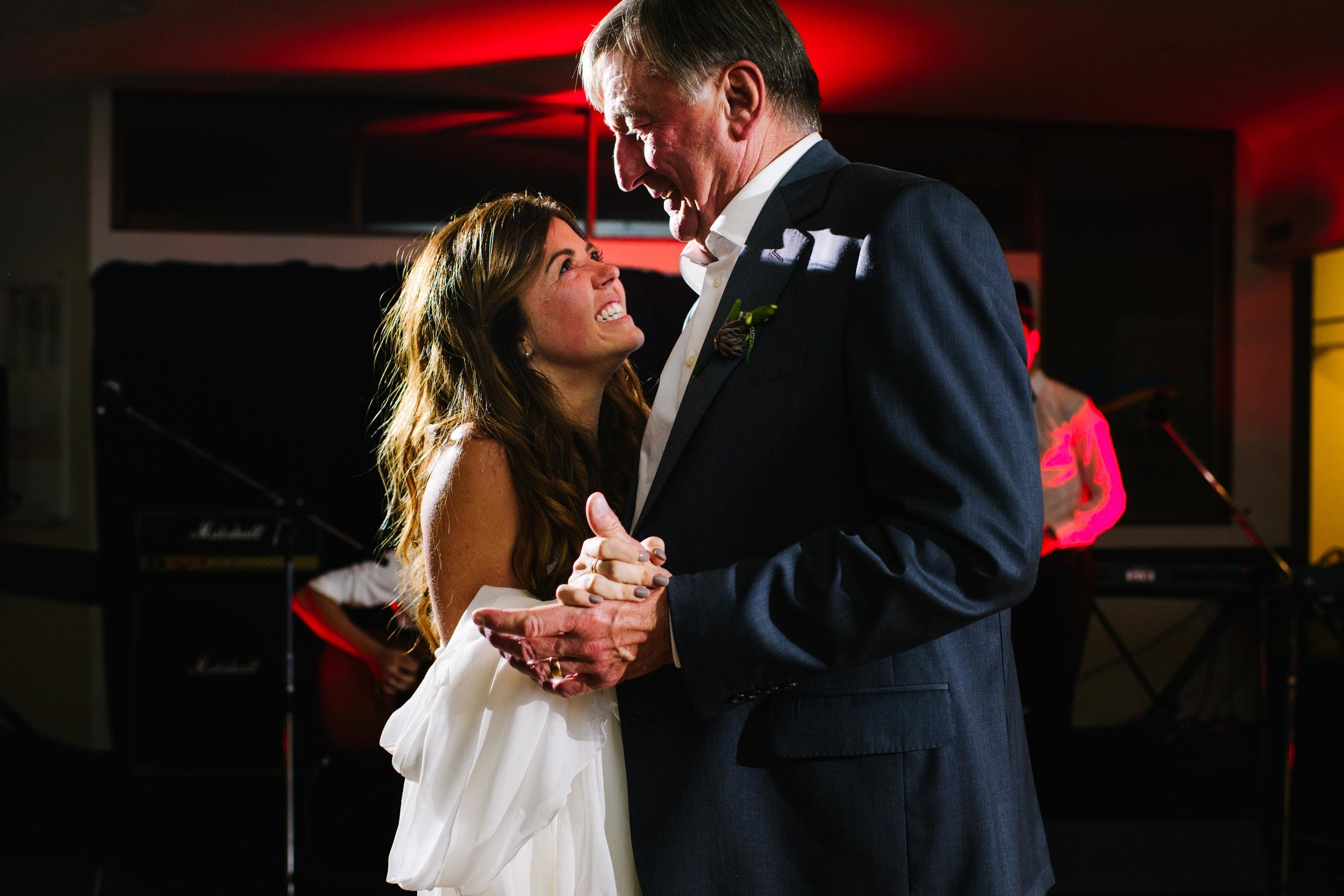 Father-daughter dance at Coast Golf Club