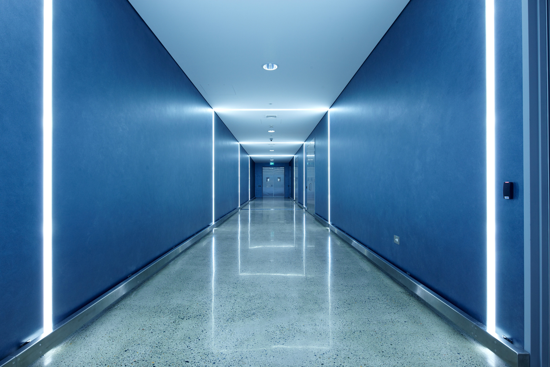 Commercial Office Fitouts + Sydney + Interior Design + Project Management Macquarie Telecom