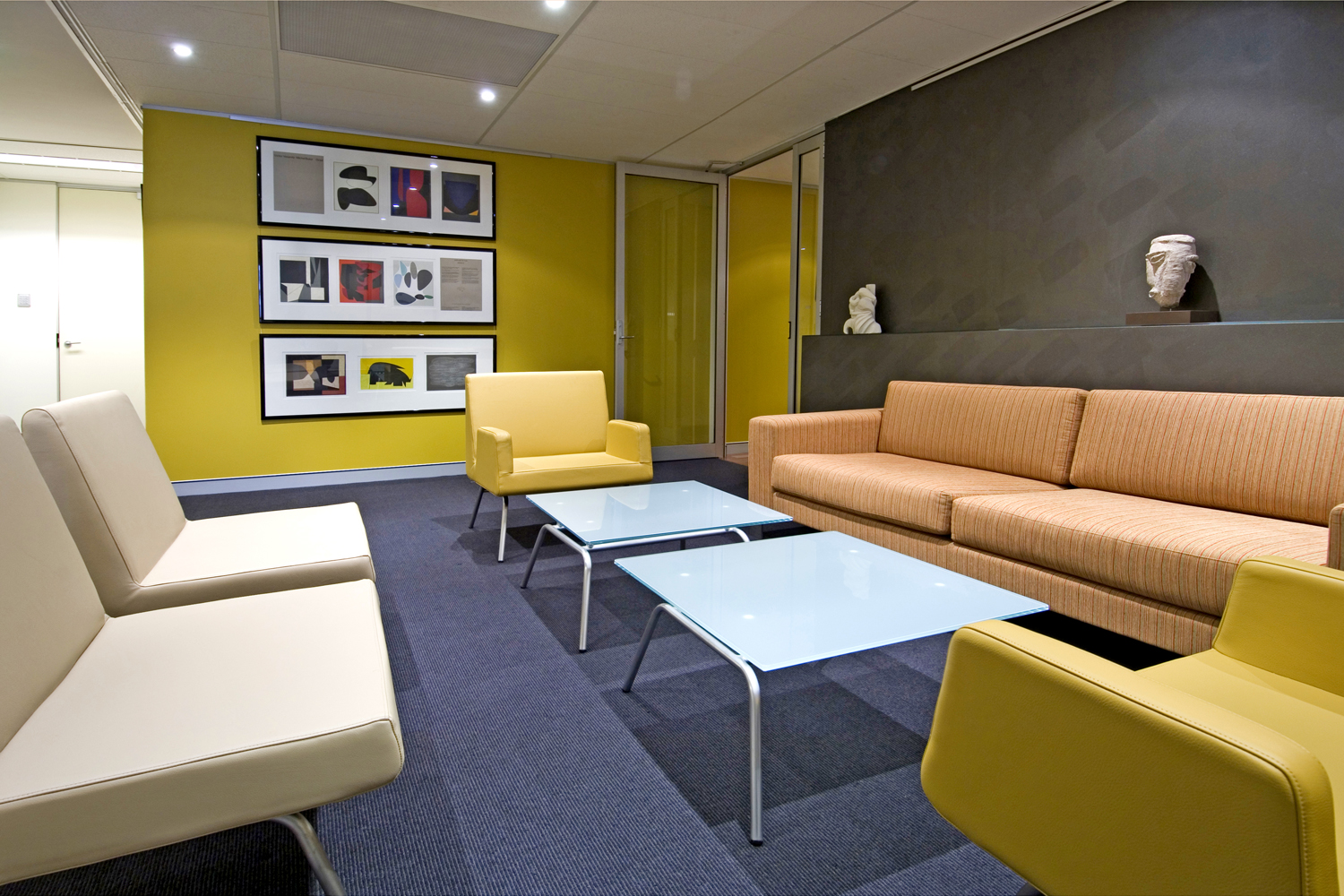 Commercial Office Fitouts + Sydney + Interior Design + Project Management Curwoods