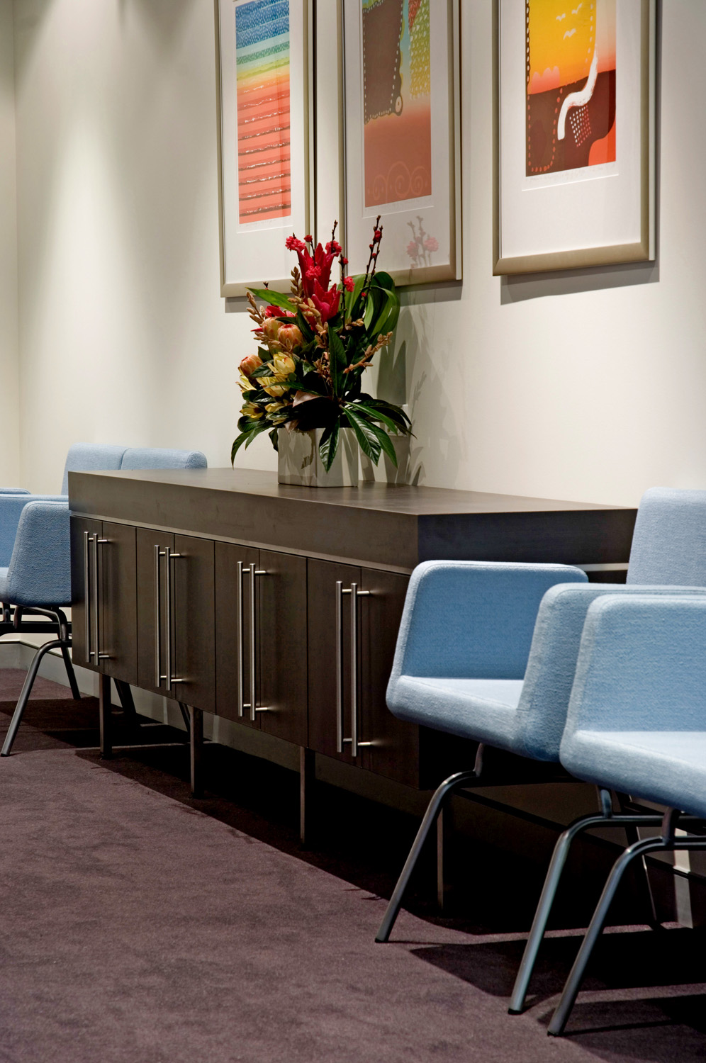 Commercial Office Fitouts + Sydney + Interior Design + Project Management Oztam