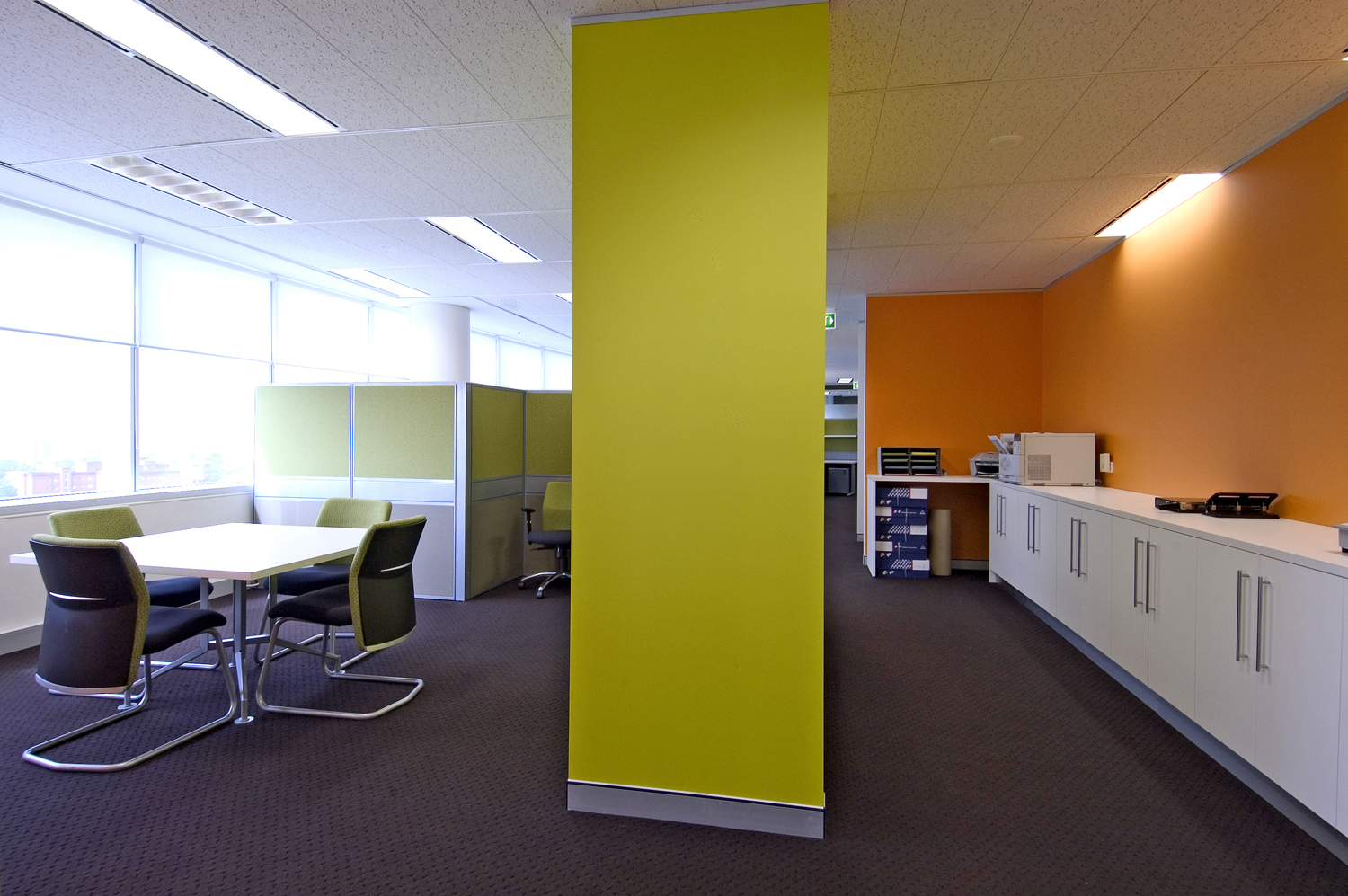 Commercial Office Fitouts + Sydney + Interior Design + Project Management Whitesmiths