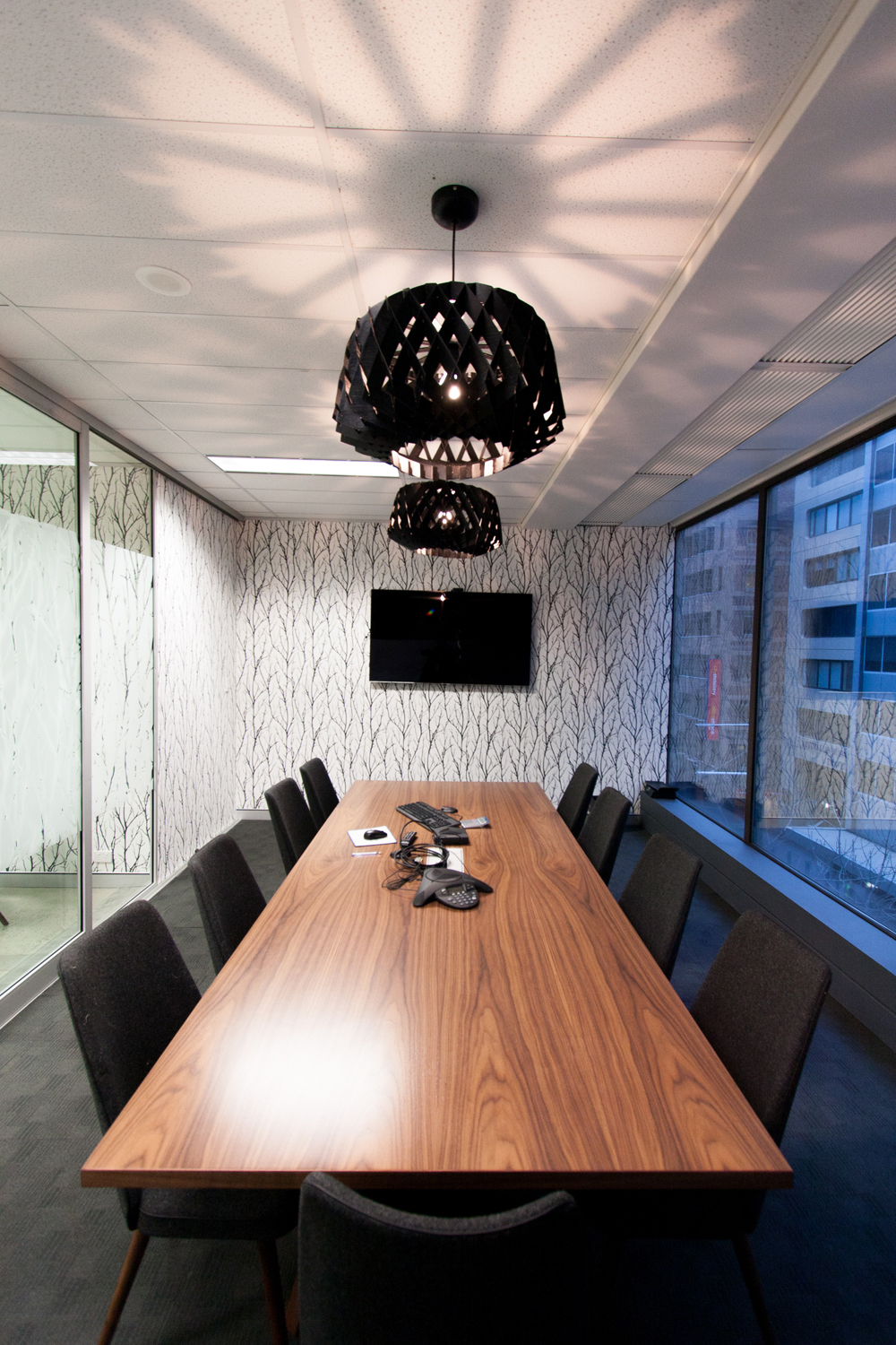 Commercial Office Fitouts + Sydney + Interior Design + Project Management