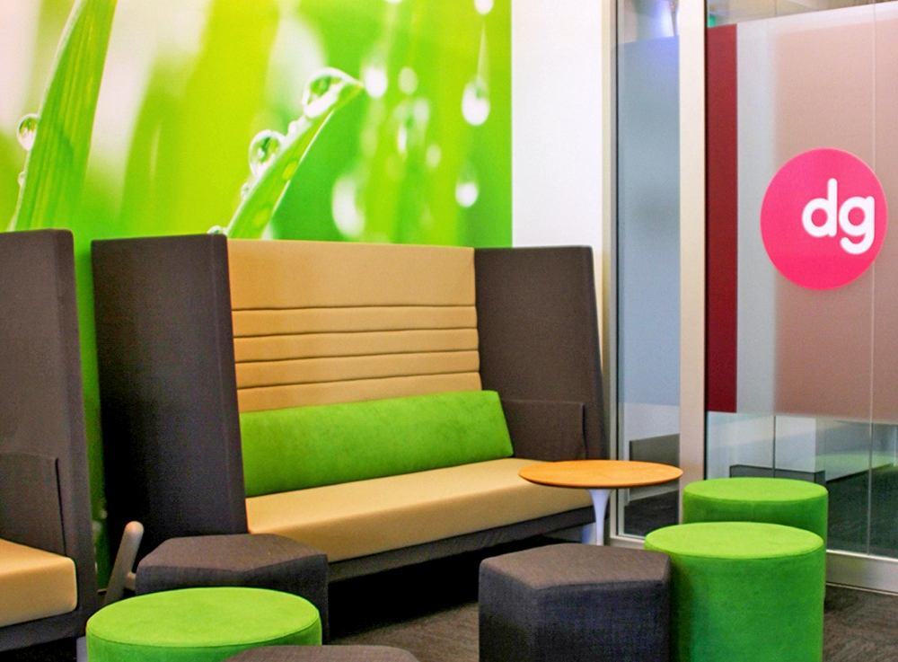 Commercial Office Fitouts + Sydney + Interior Design + Project Management Mediamind
