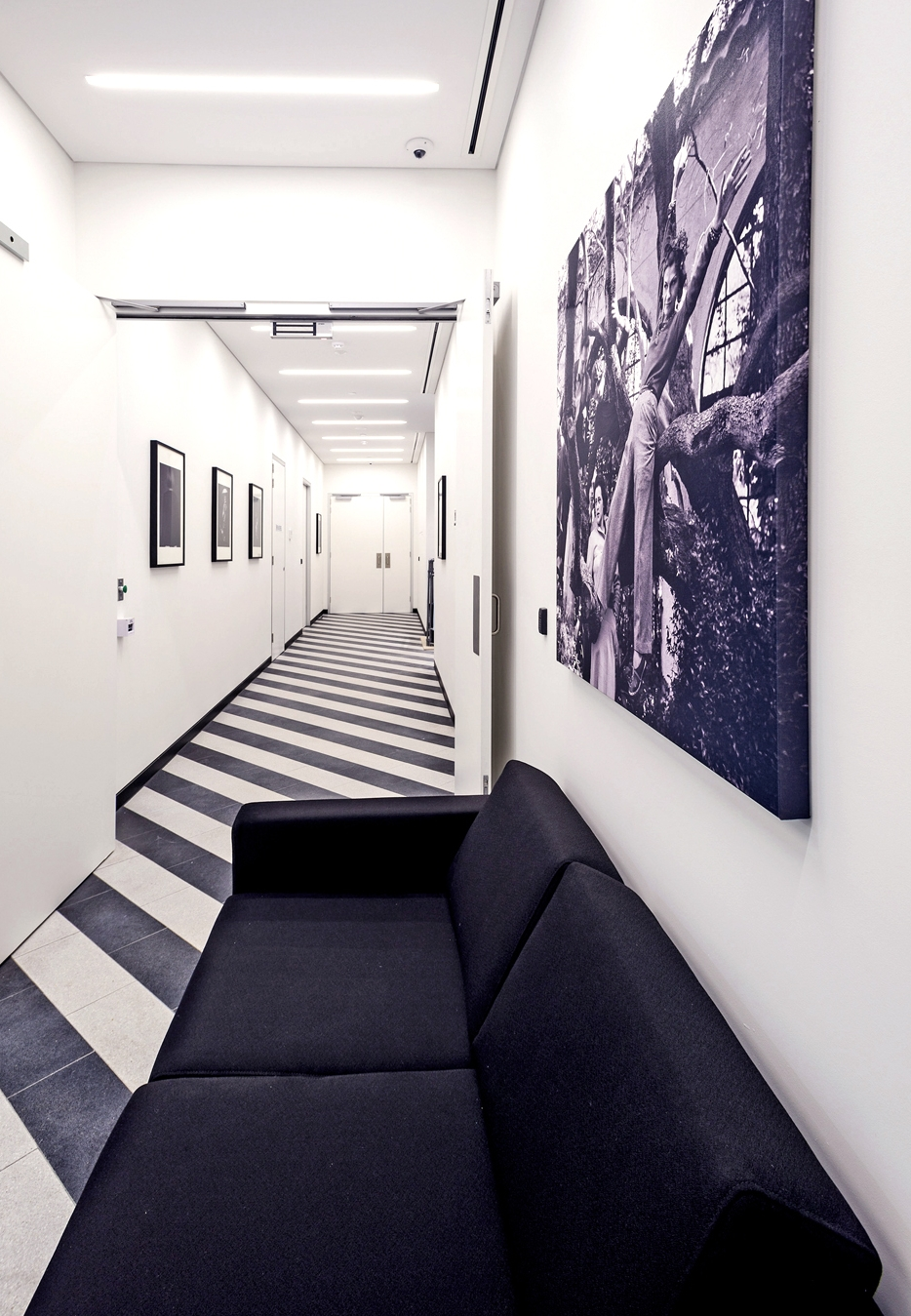 Commercial Office Fitouts + Sydney + Interior Design + Project Management Chanel