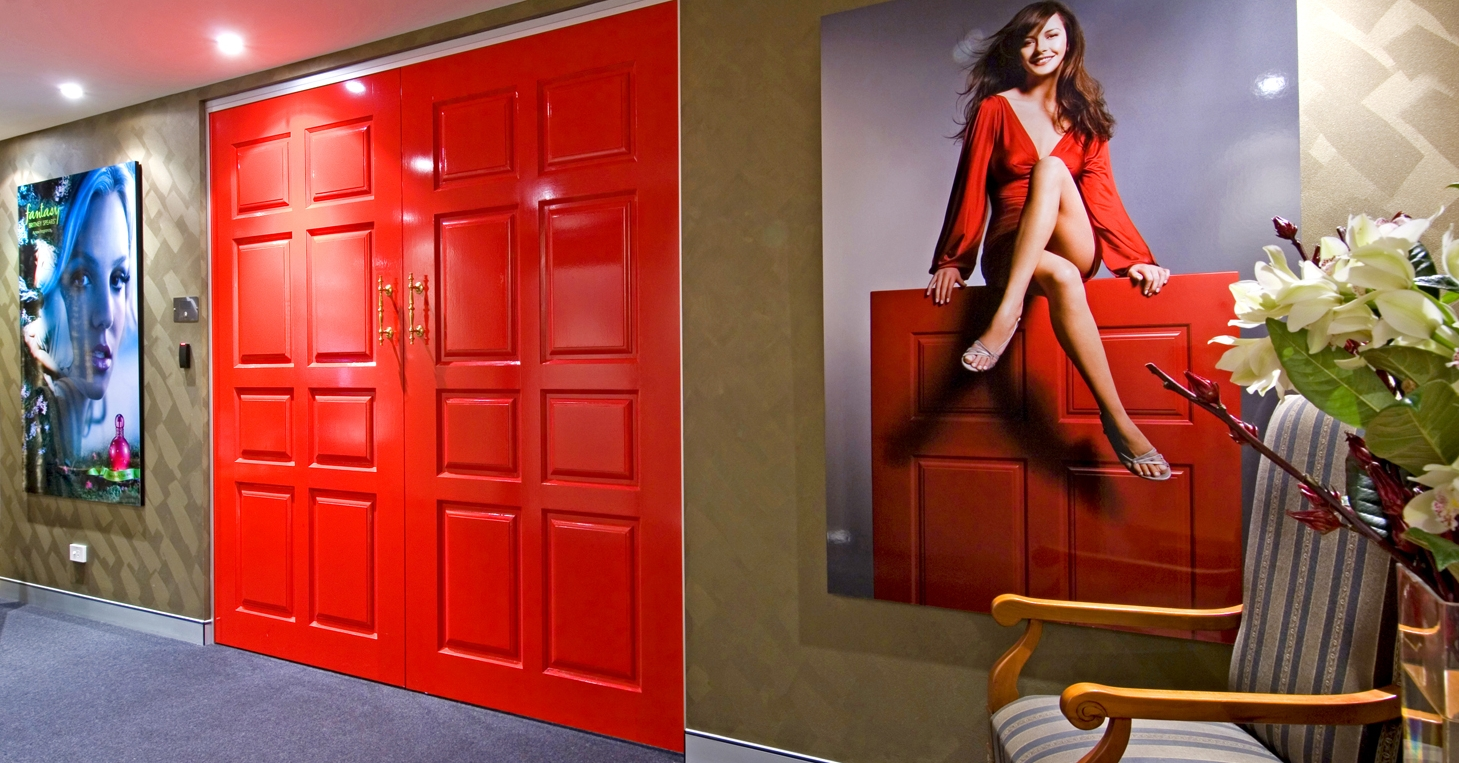 Commercial Office Fitouts + Sydney + Interior Design + Project Management Elizabeth Arden