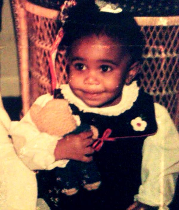 Me at age 3