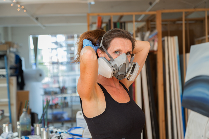 Jill Joy - Studio View - Headshot Arms Up Respirator - July 2014.jpg