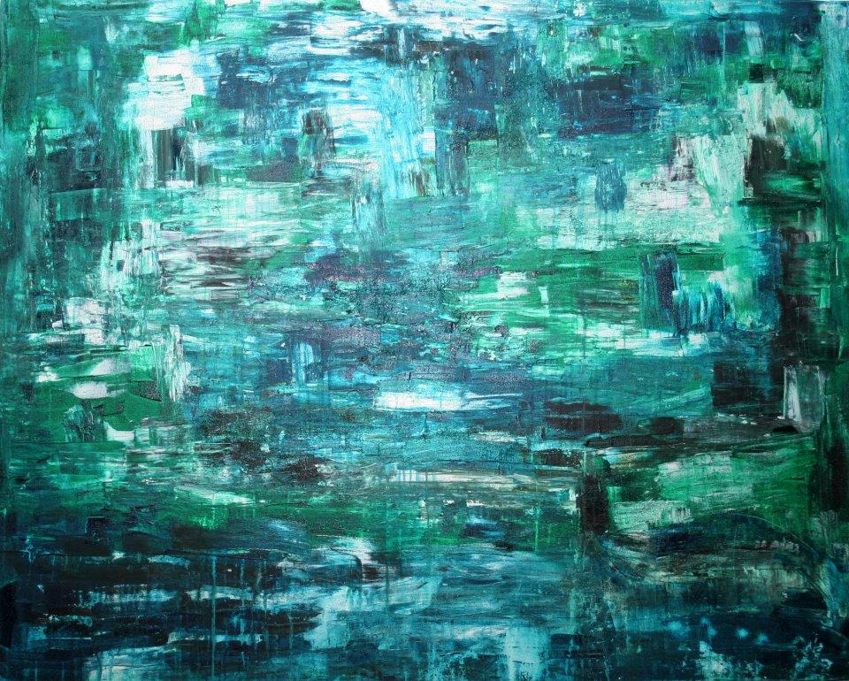 Jill Joy - Goodbye Tiata - acrylic on canvas -  - 48x60.jpg