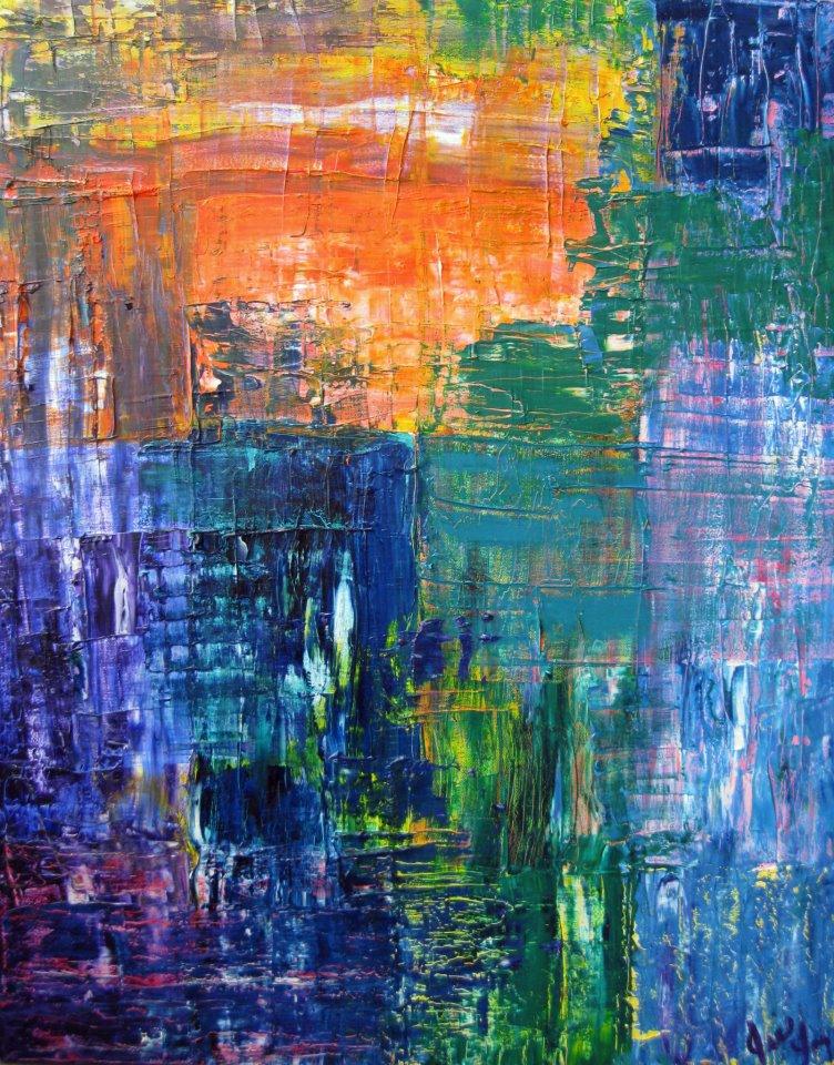 Jill Joy - Mystic Sunrise- oil on canvas -30x24.jpg