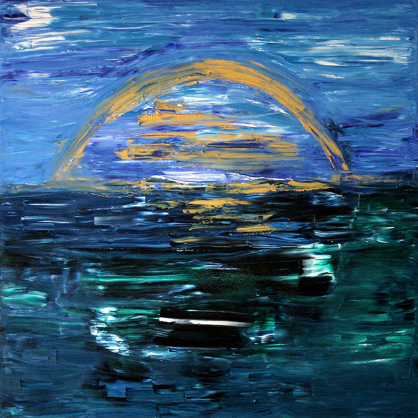 Jill Joy - Poseidon's Adventure (bob's eyes)  - oil on canvas - 44x44 - 2006.jpg