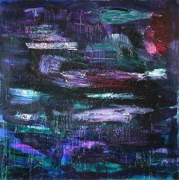 Jill Joy - Sea of Love - oil on canvas - 44x44 - 2006.jpg