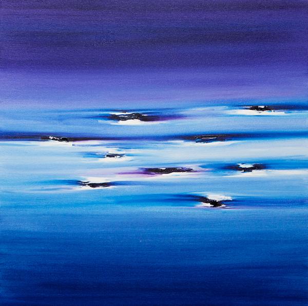 Jill Joy - Dawn - oil on canvas - 30x30 - 2013.jpg