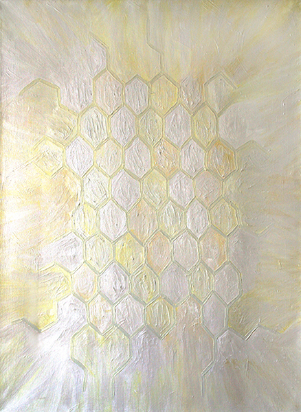 Jill Joy - Yellow Soul - acrylic on canvas - 60x44.jpg