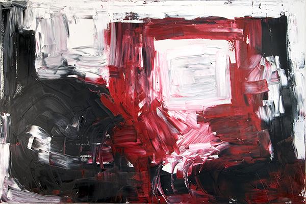 Jill Joy - Grief 1 - oil on canvas - 48x72 - 2009.jpg