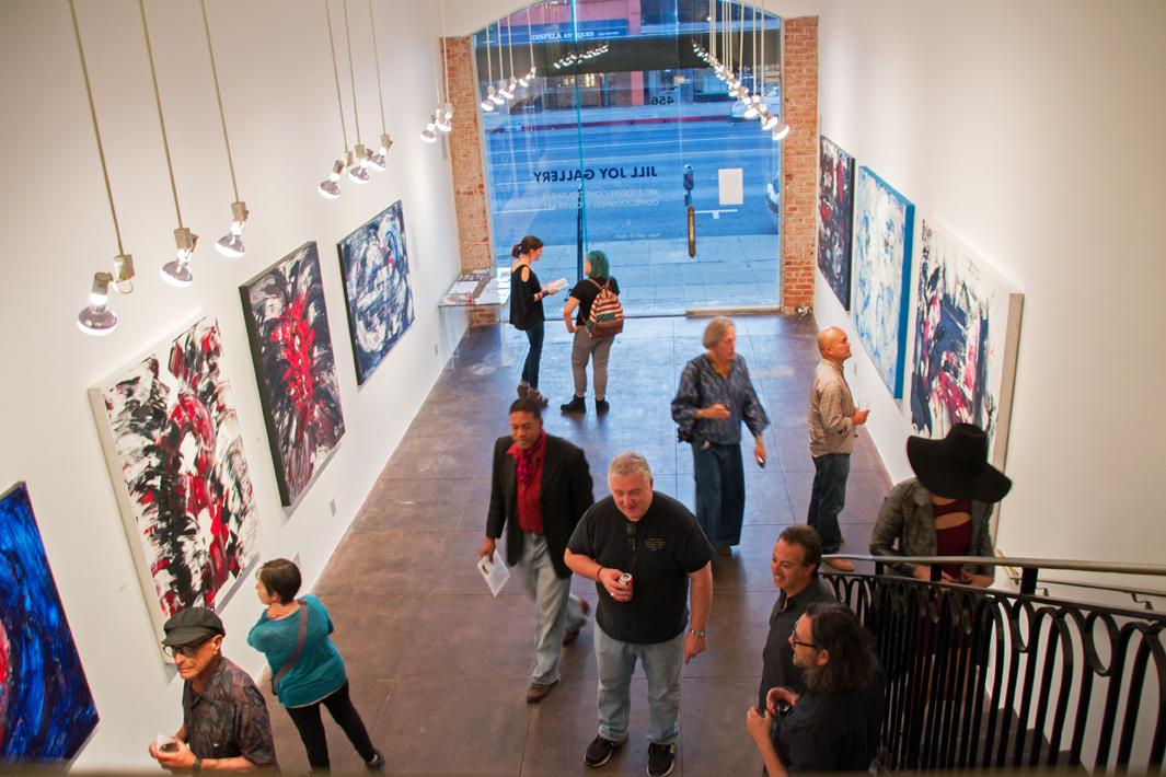 Jill Joy Gallery  - Emotion Exhibition Installation - Oct 2016.jpg