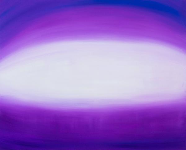 Jill Joy - Emanation - oil on canvas - 48x60