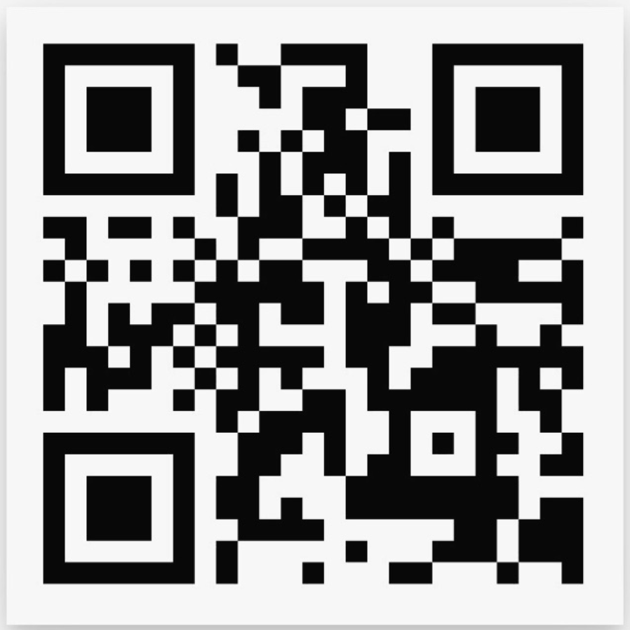 VIEW OUR MENU - Scan the QR code from your phone to see our delicious vegan breakfast, lunch, dinner, and desserts.