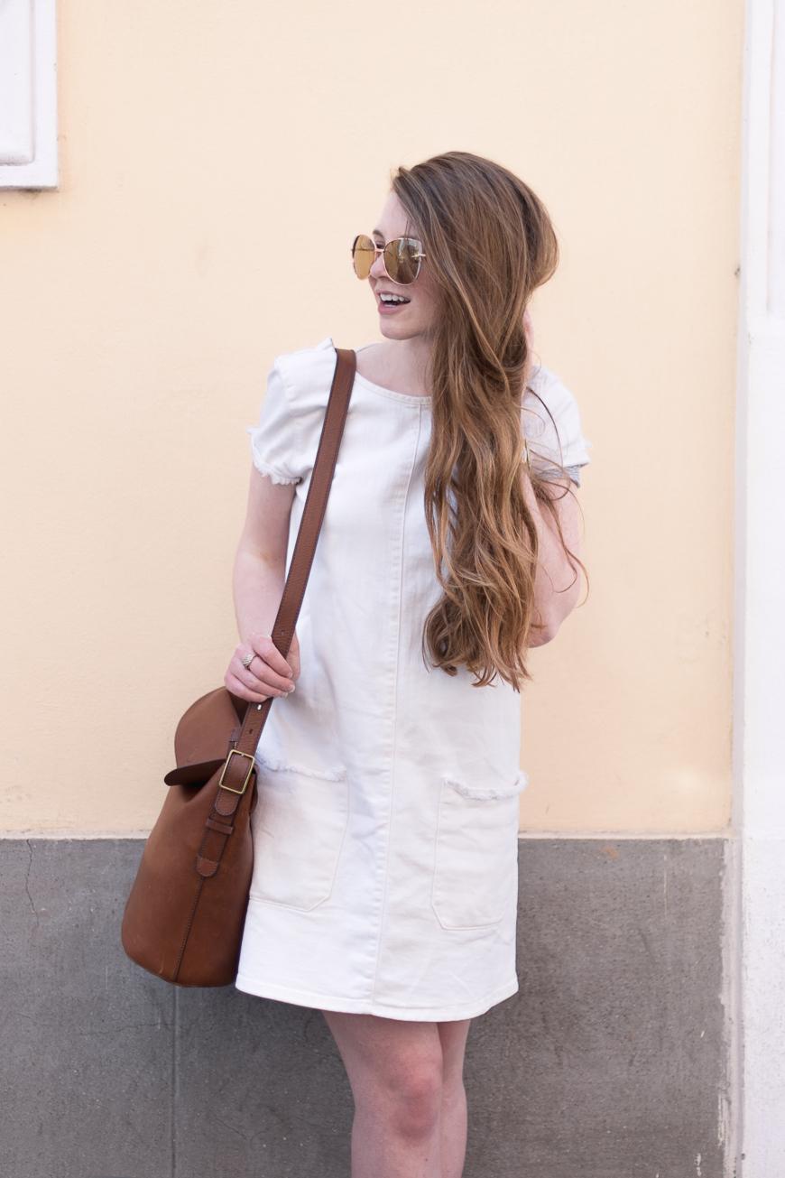 Dress:   Zara (old)